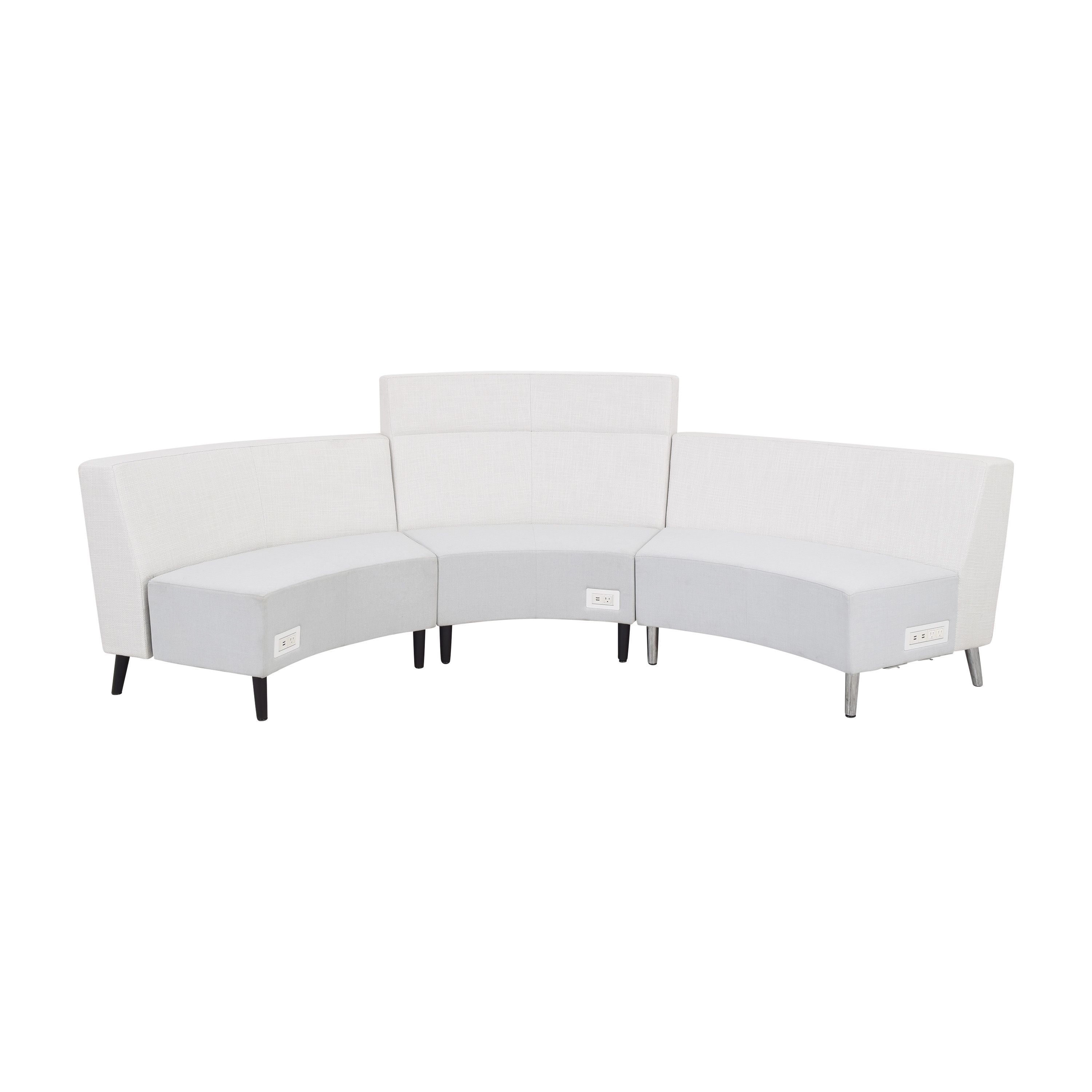 buy Global Furniture Group River Sectional Sofa with Coffee Table Section Global Furniture Group Sectionals