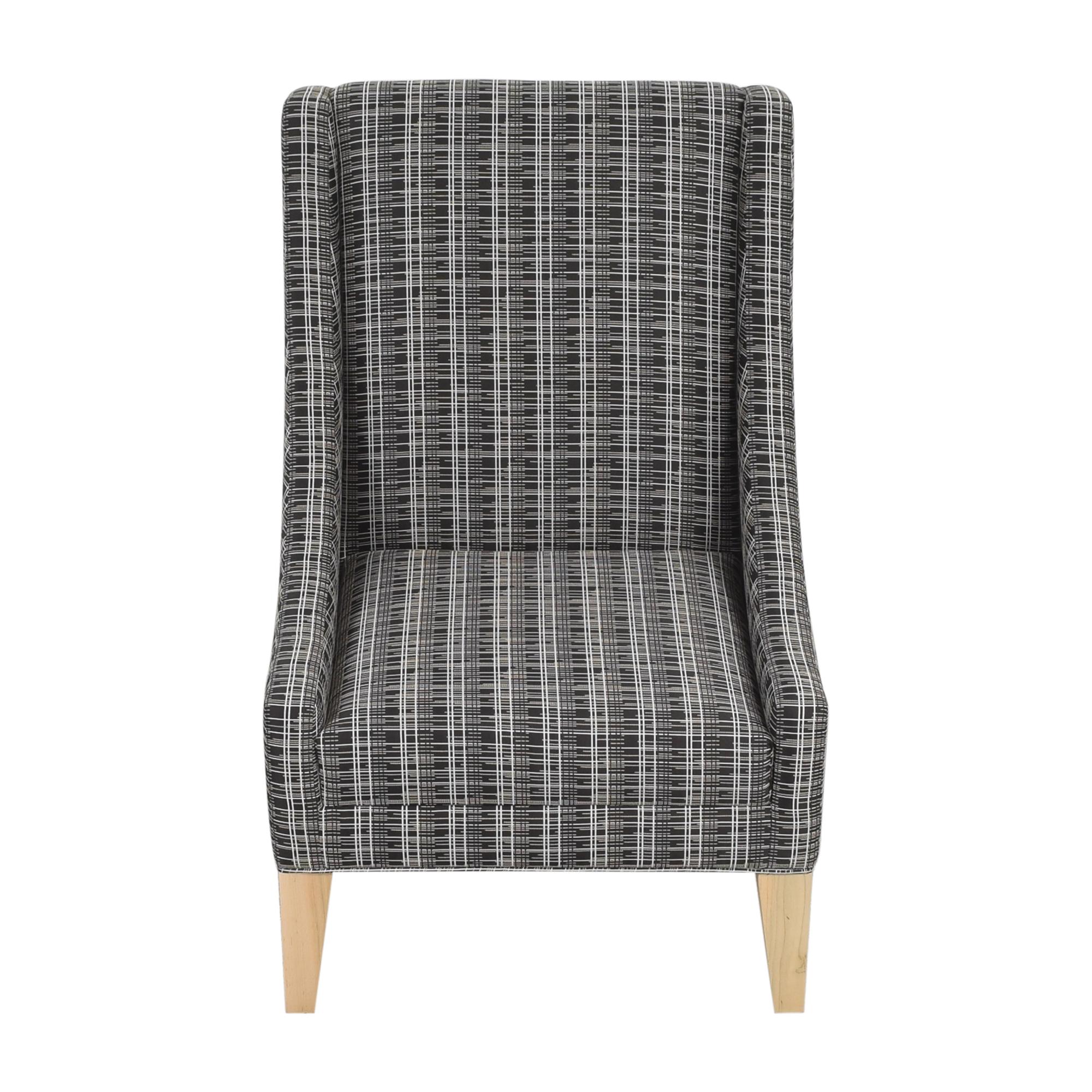 Global Furniture Group Global Furniture Group Vitrola High Back Lounge Chair  ct