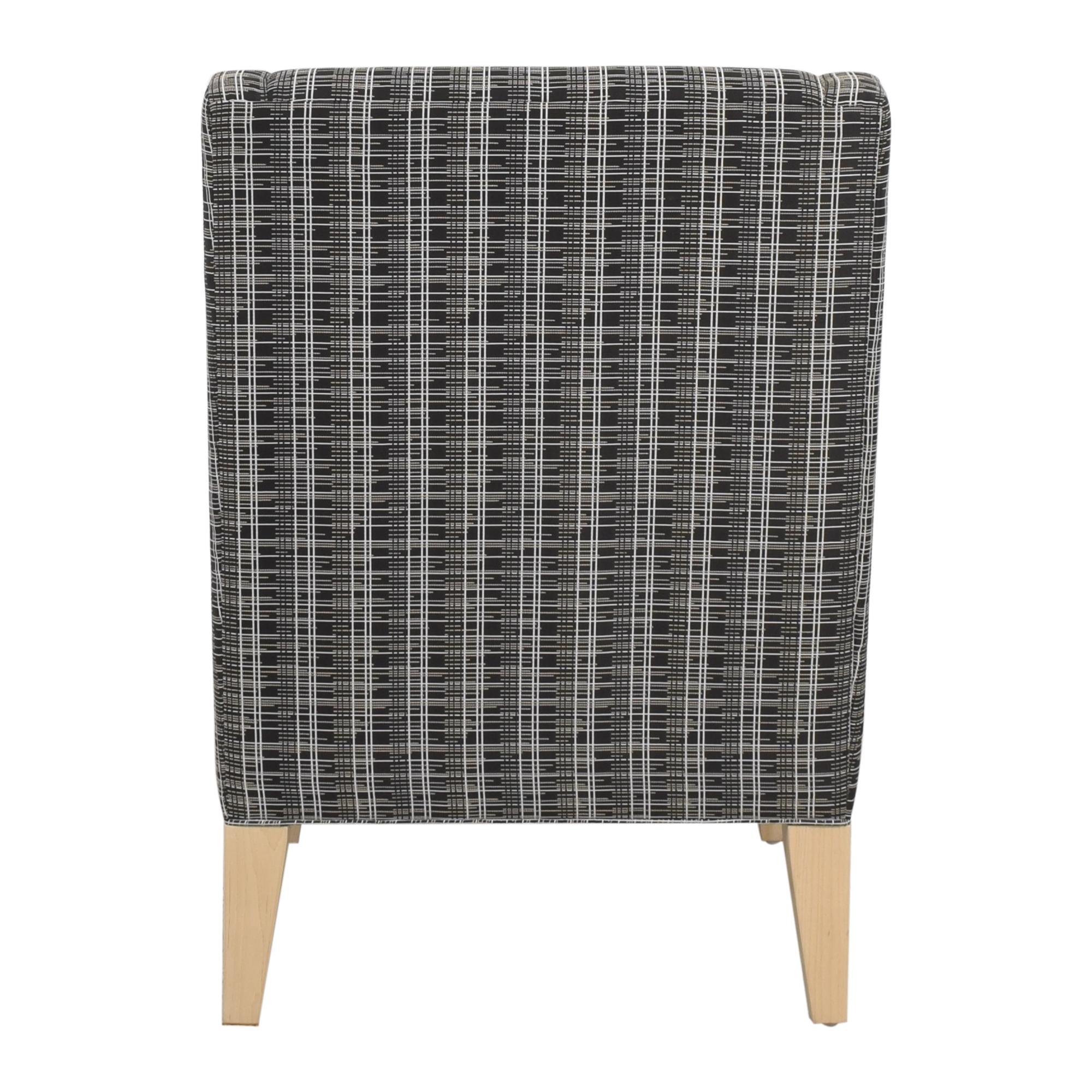 shop Global Furniture Group Vitrola High Back Lounge Chair  Global Furniture Group