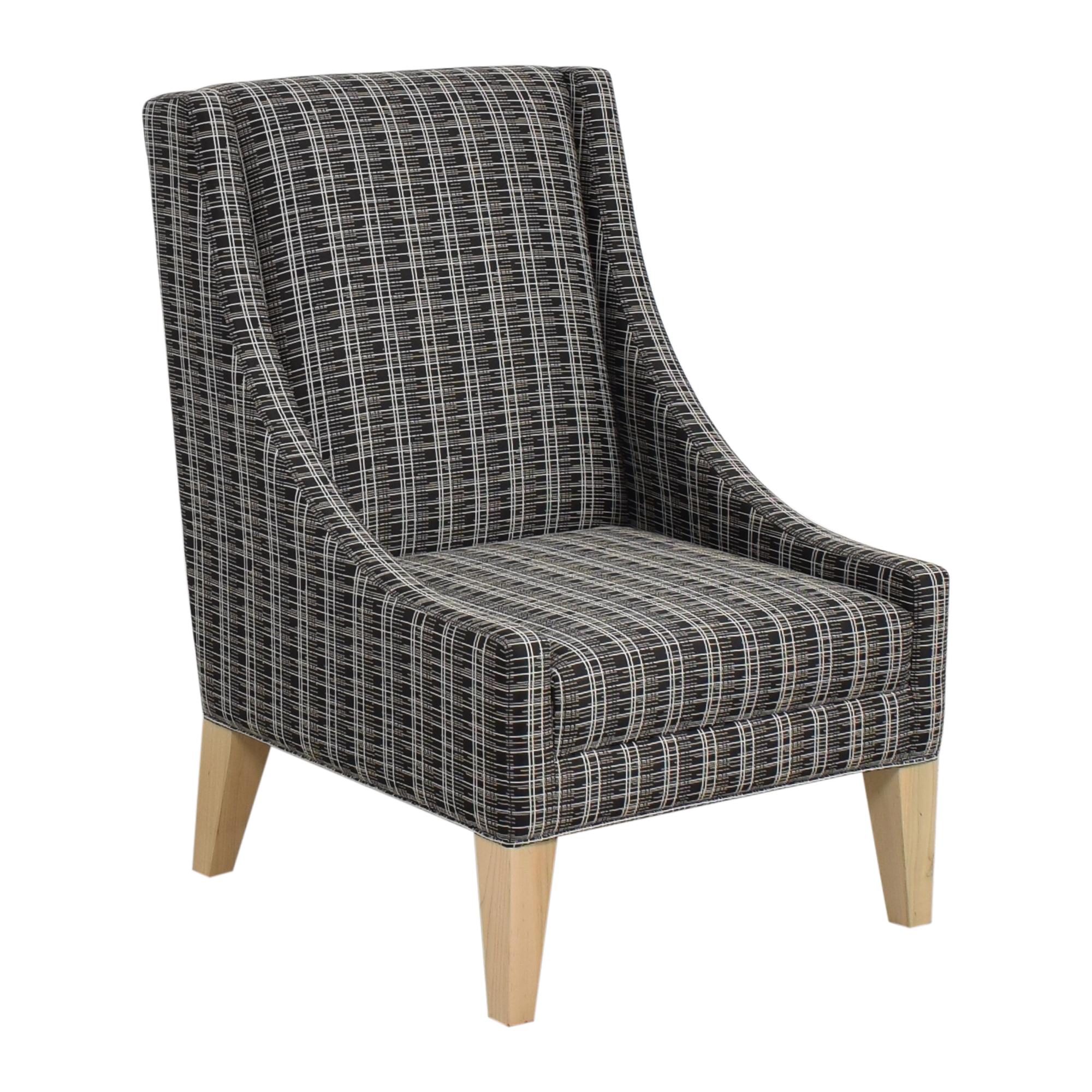 Global Furniture Group Global Furniture Group Vitrola High Back Lounge Chair  nj