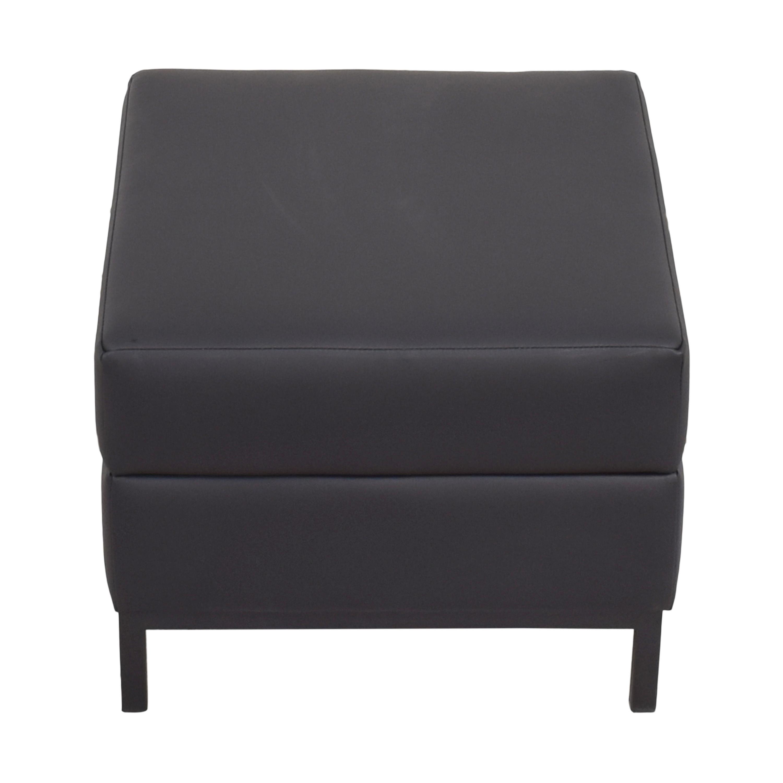 Global Furniture Group Global Furniture Group Citi Square Ottoman second hand