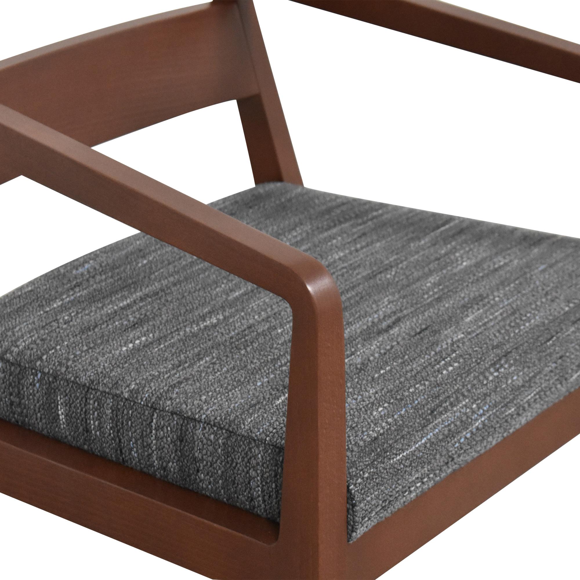 Global Furniture Group Global Furniture Group Chap Chair dimensions