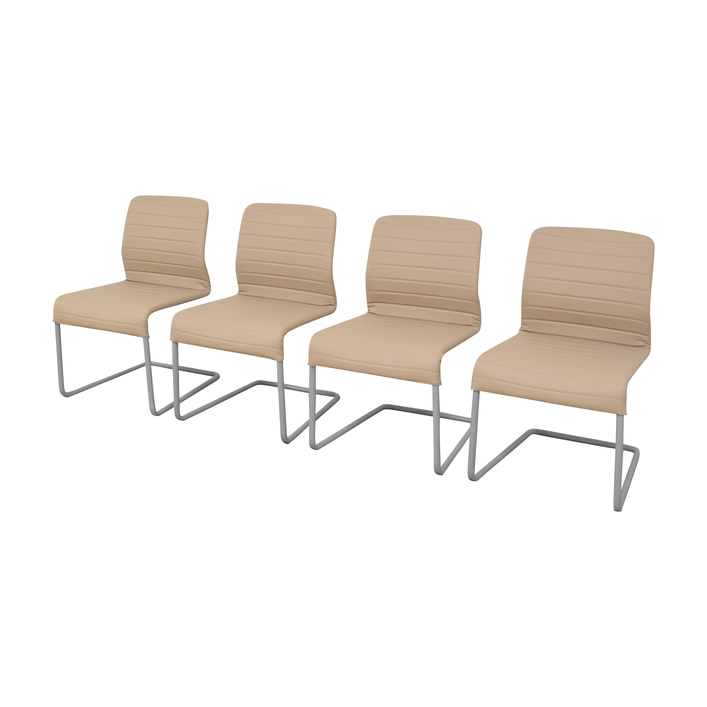 shop Global Furniture Group Global Furniture Group Lite Cantilever Frame Side Chairs online