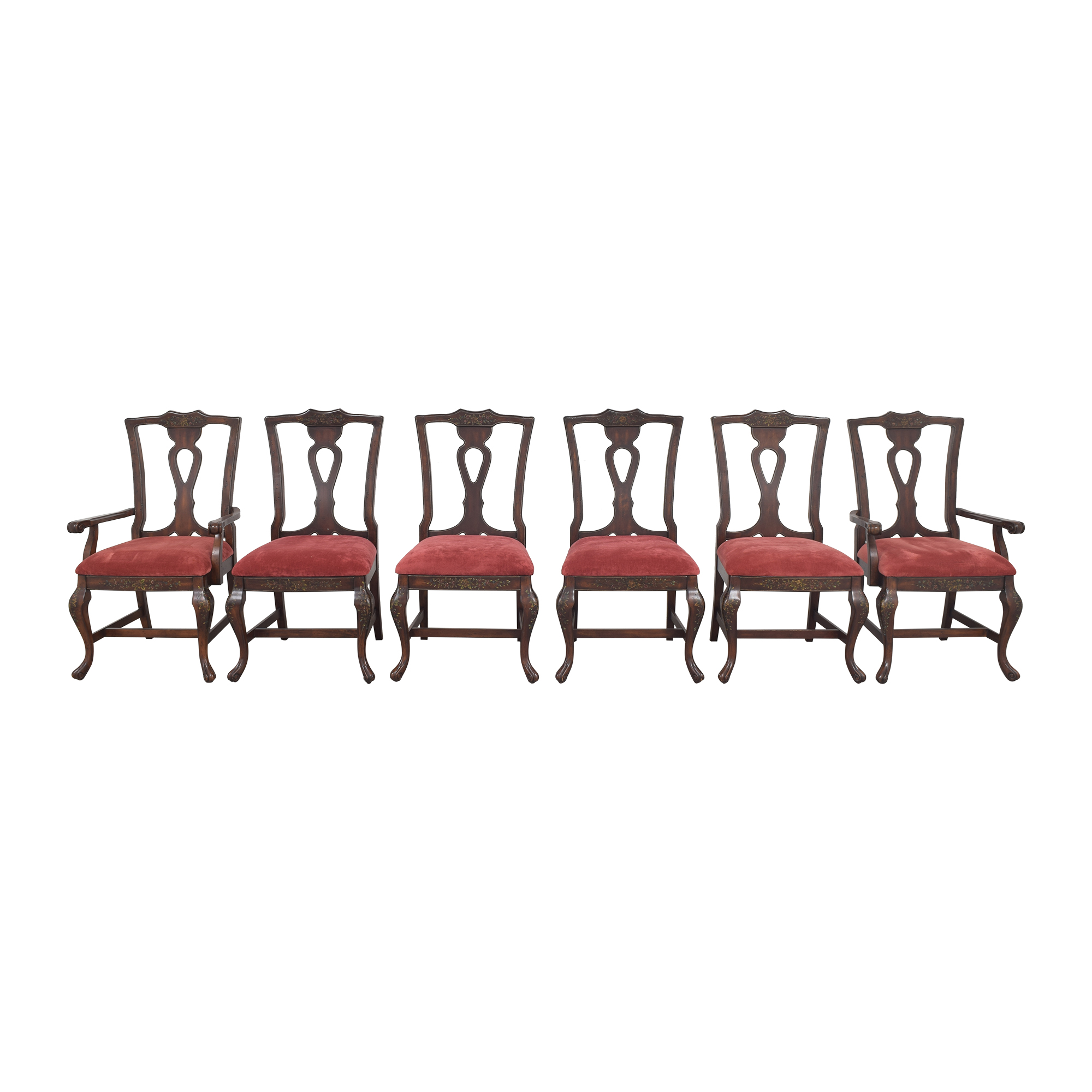 The Lane Company The Lane Company Upholstered Dining Chairs Dining Chairs
