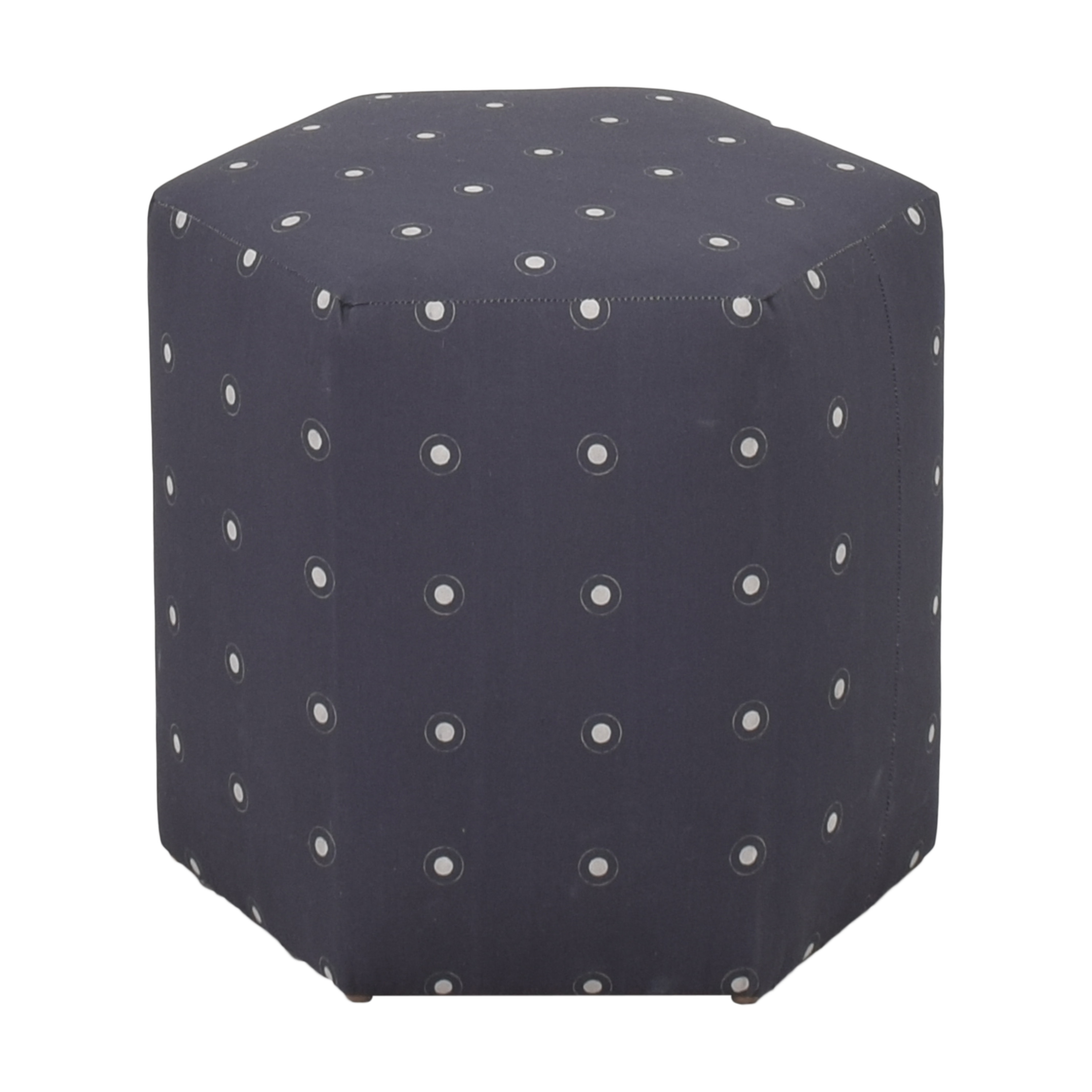 buy The Inside Hexagonal Ottoman The Inside