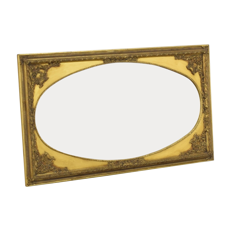 Ornate Framed Wall Mirror Mirrors