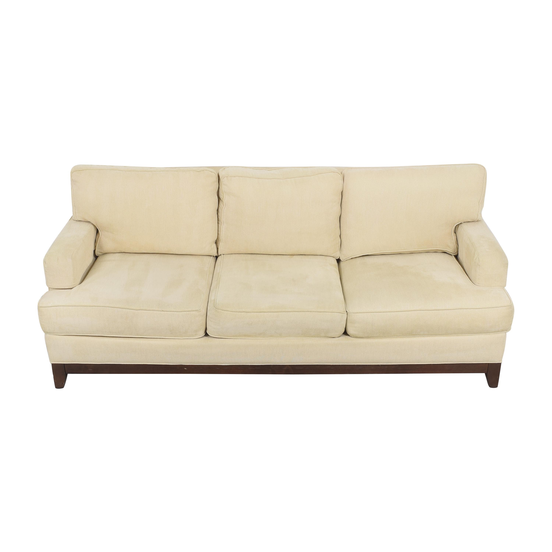 Ethan Allen Ethan Allen Arcata Three Cushion Sofa used