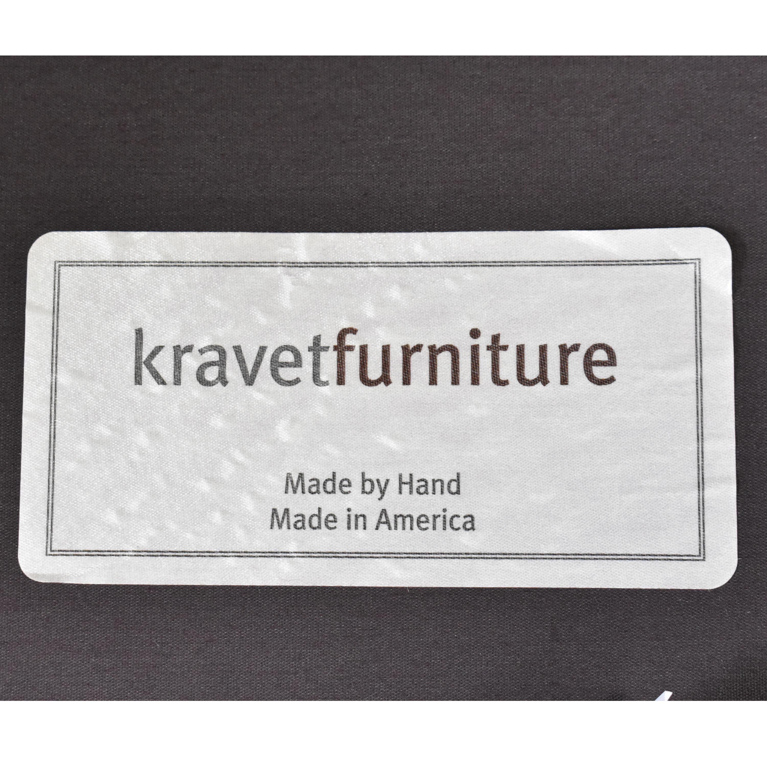 buy Kravet Wing Chair with Ottoman Kravet Accent Chairs