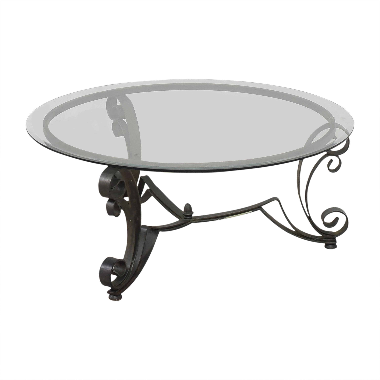 Bloomingdale's Art Deco-Style Coffee Table Bloomingdale's