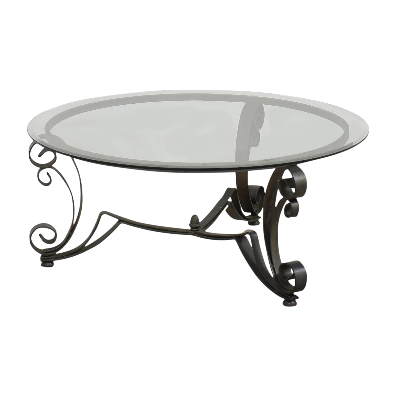Bloomingdale's Bloomingdale's Art Deco-Style Coffee Table ma