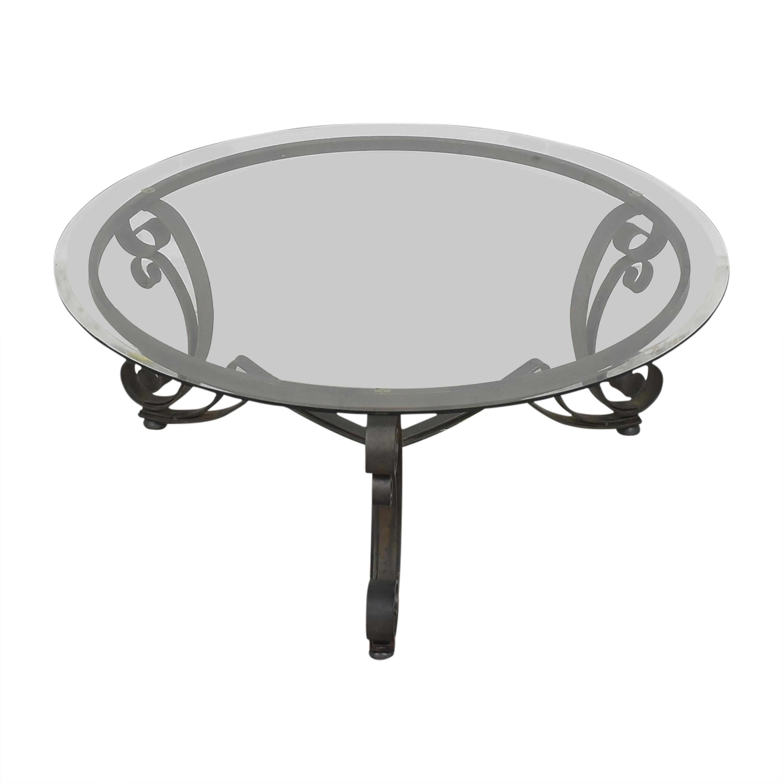 Bloomingdale's Bloomingdale's Art Deco-Style Coffee Table nj