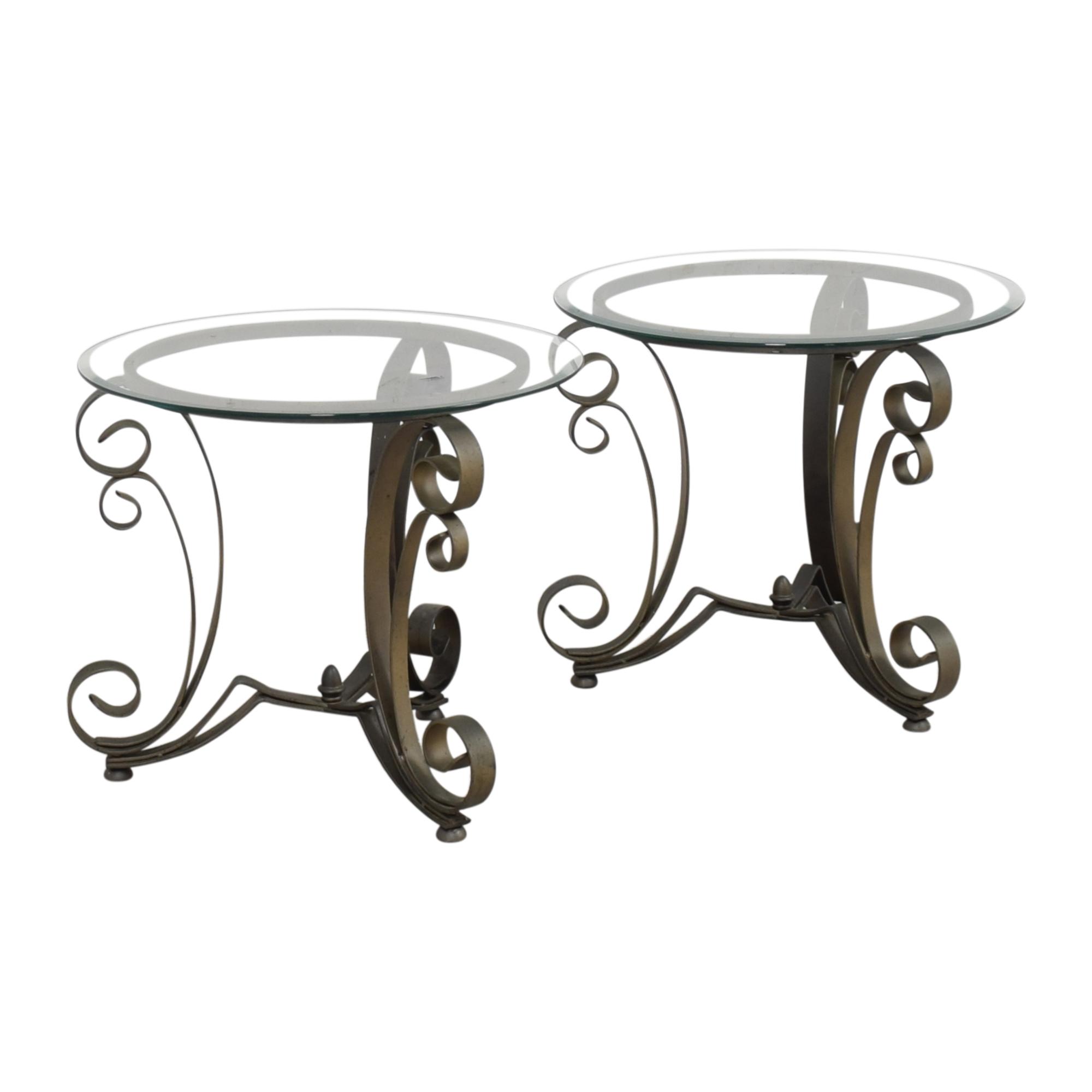 buy Bloomingdale's Art Deco End Tables Bloomingdale's End Tables