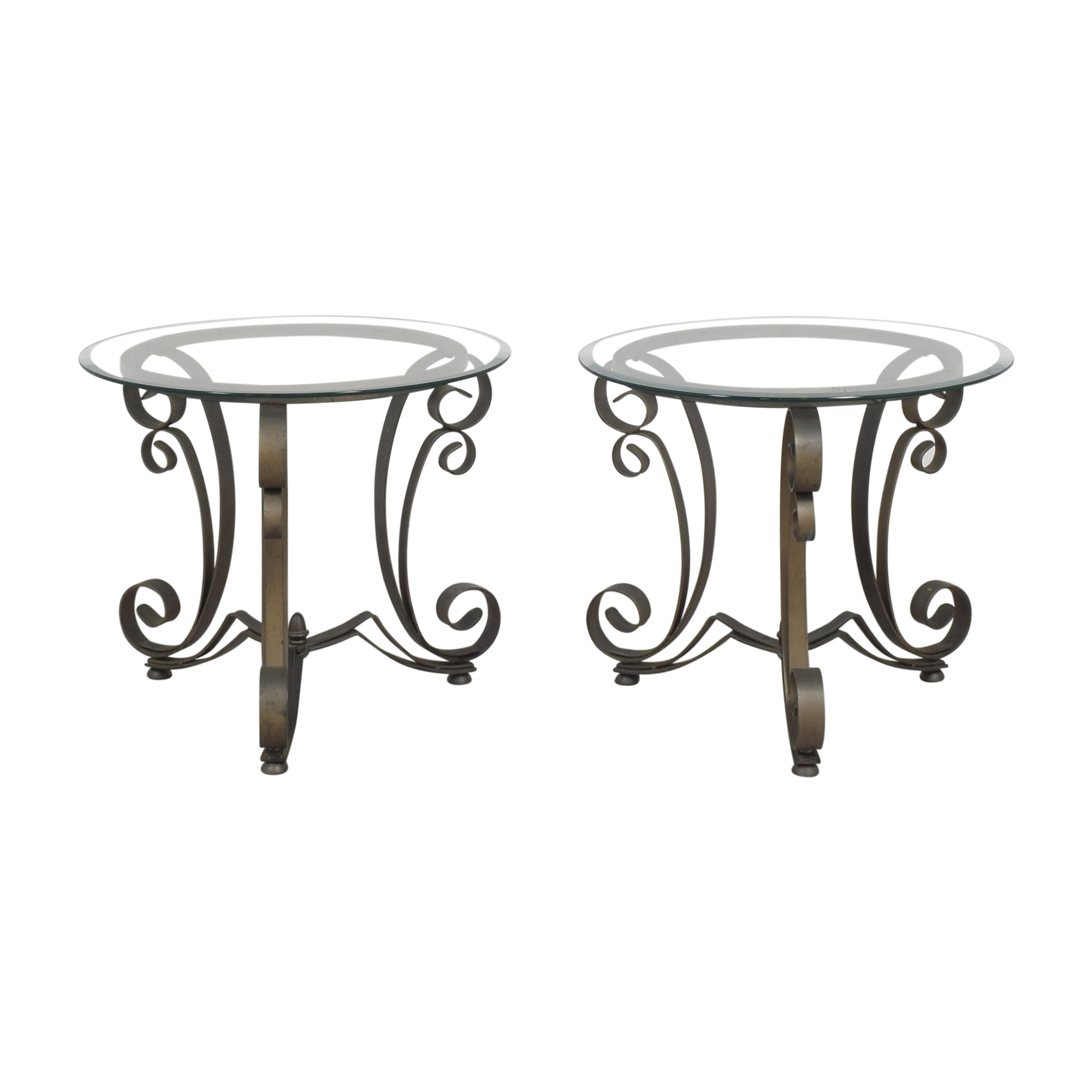 buy Bloomingdale's Art Deco End Tables Bloomingdale's Tables