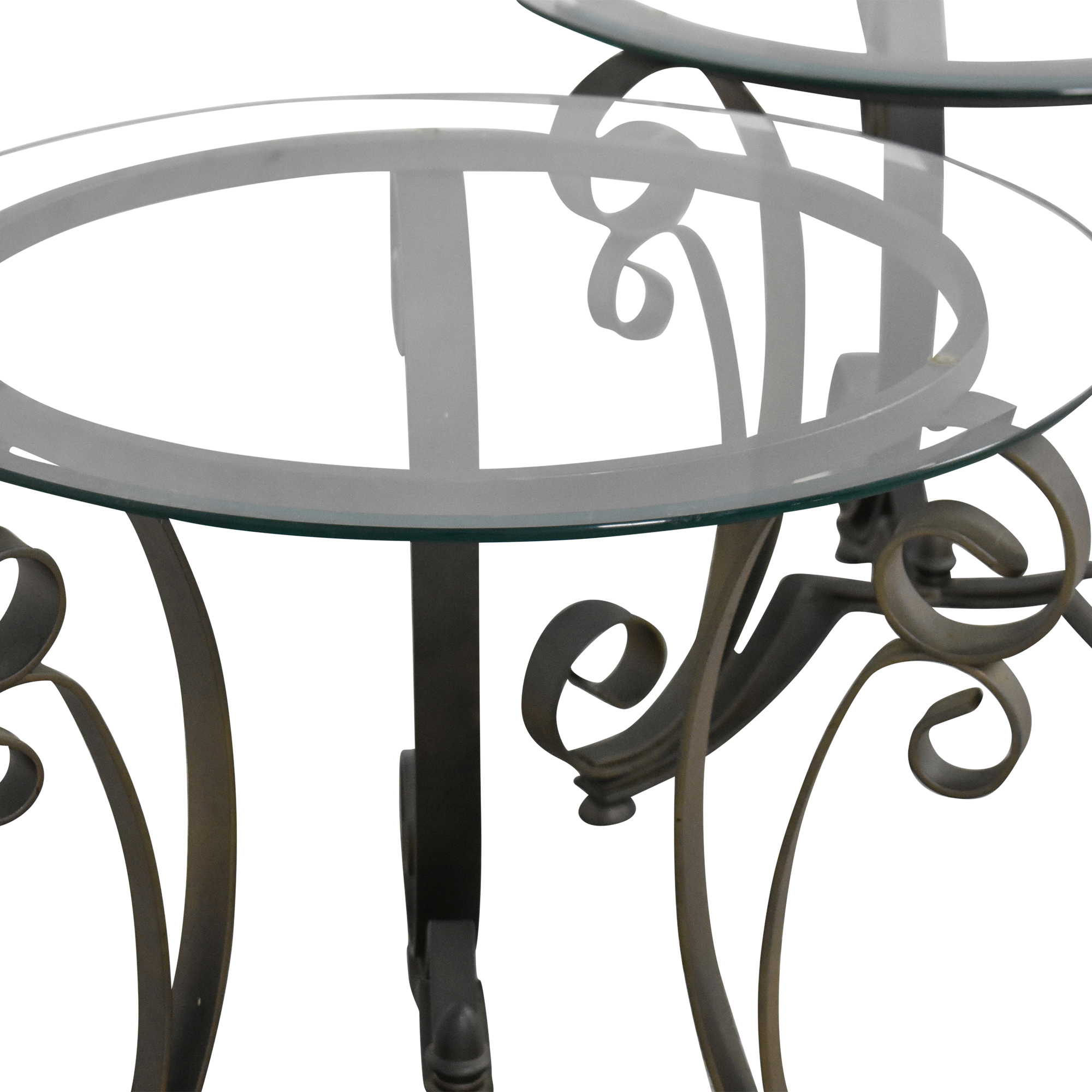 shop Bloomingdale's Art Deco End Tables Bloomingdale's End Tables
