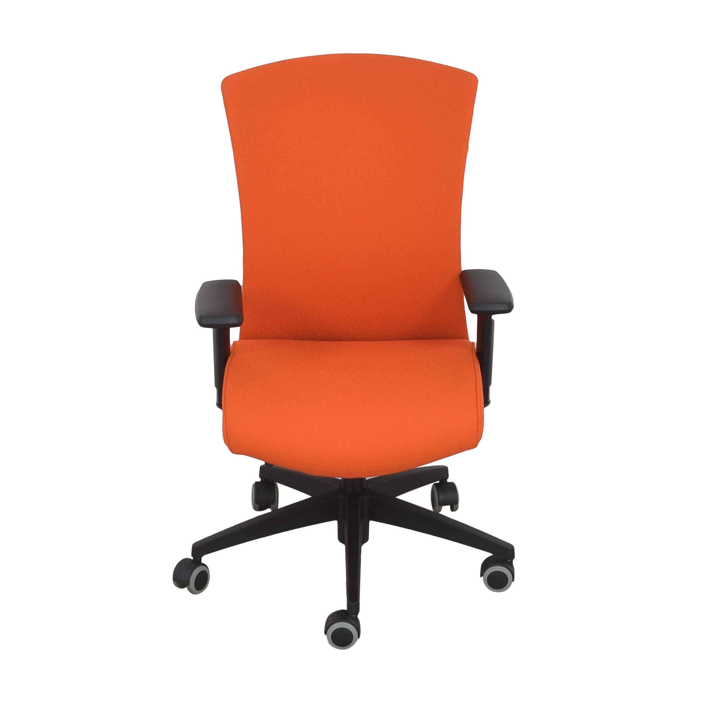 shop Global Furniture Group Vion Upholstered High Back Task Chair Global Furniture Group Chairs