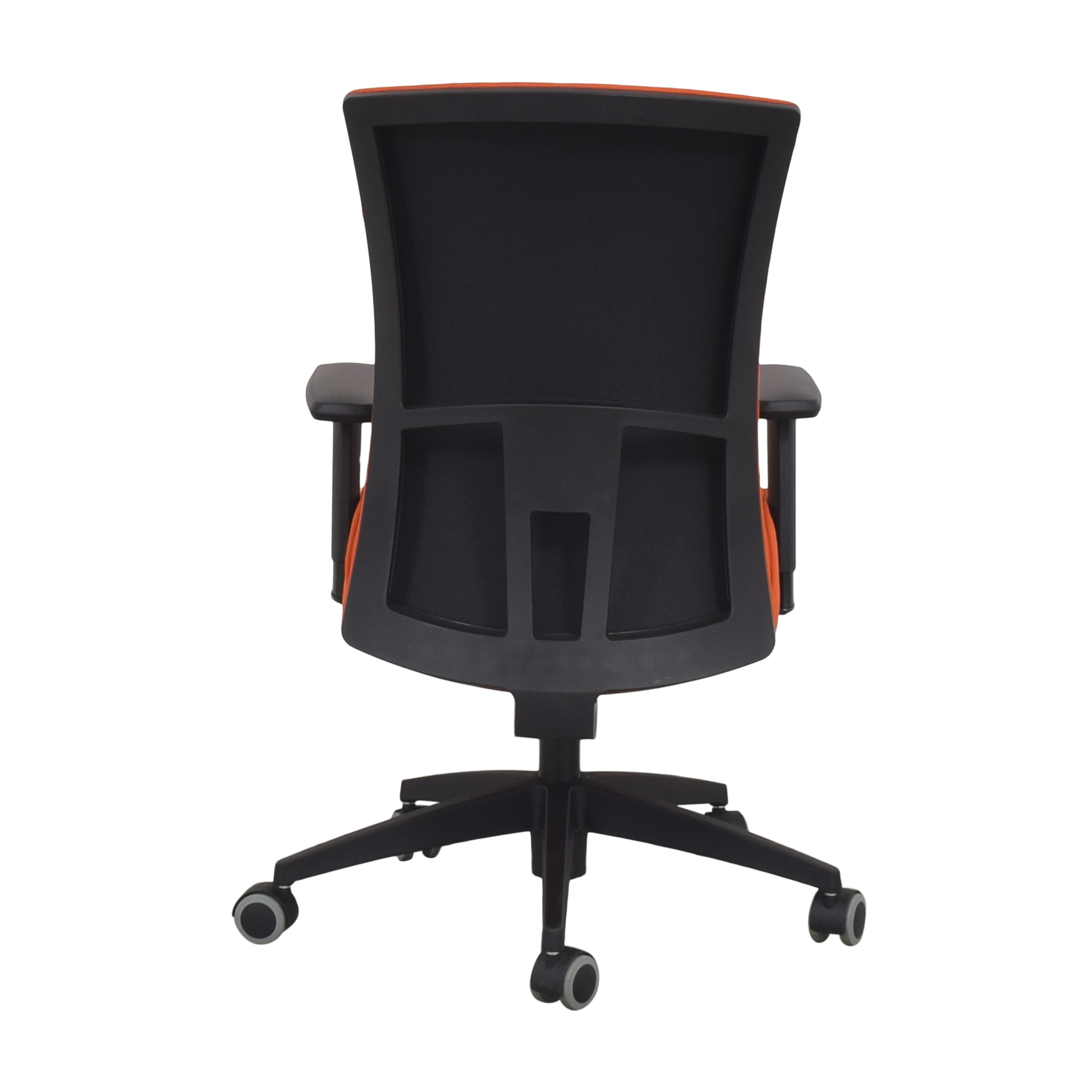 shop Global Furniture Group Vion Upholstered High Back Task Chair Global Furniture Group Home Office Chairs