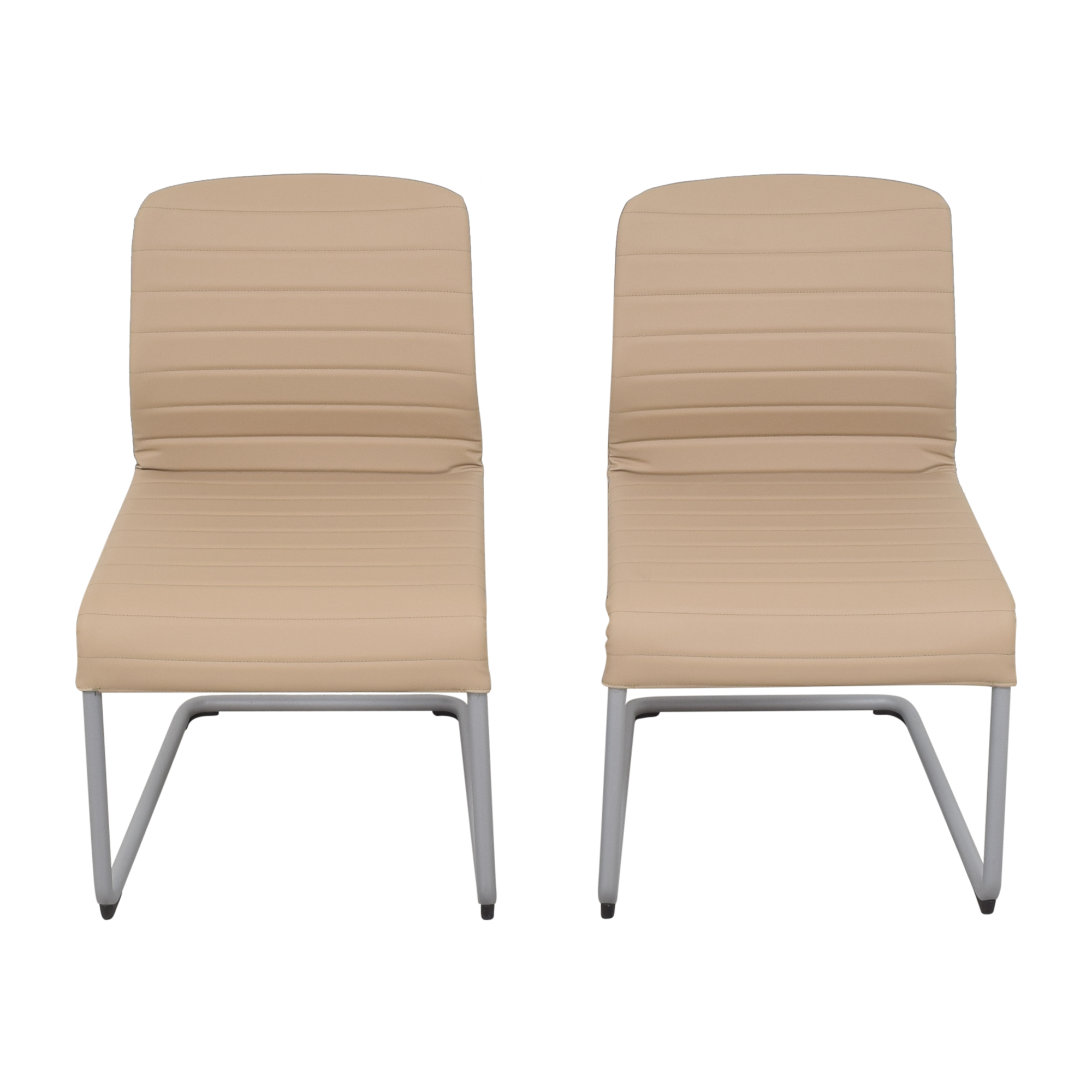 Global Furniture Group Global Furniture Group Lite Side Chairs dimensions