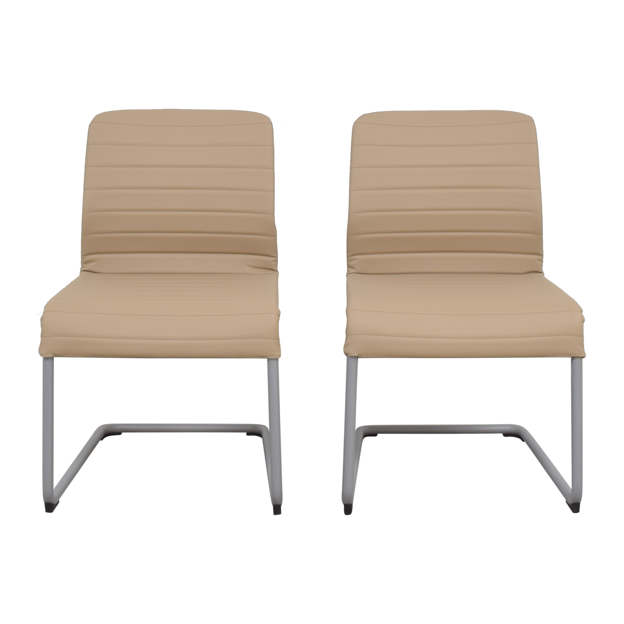Global Furniture Group Global Furniture Group Lite Cantilever Frame Side Chairs