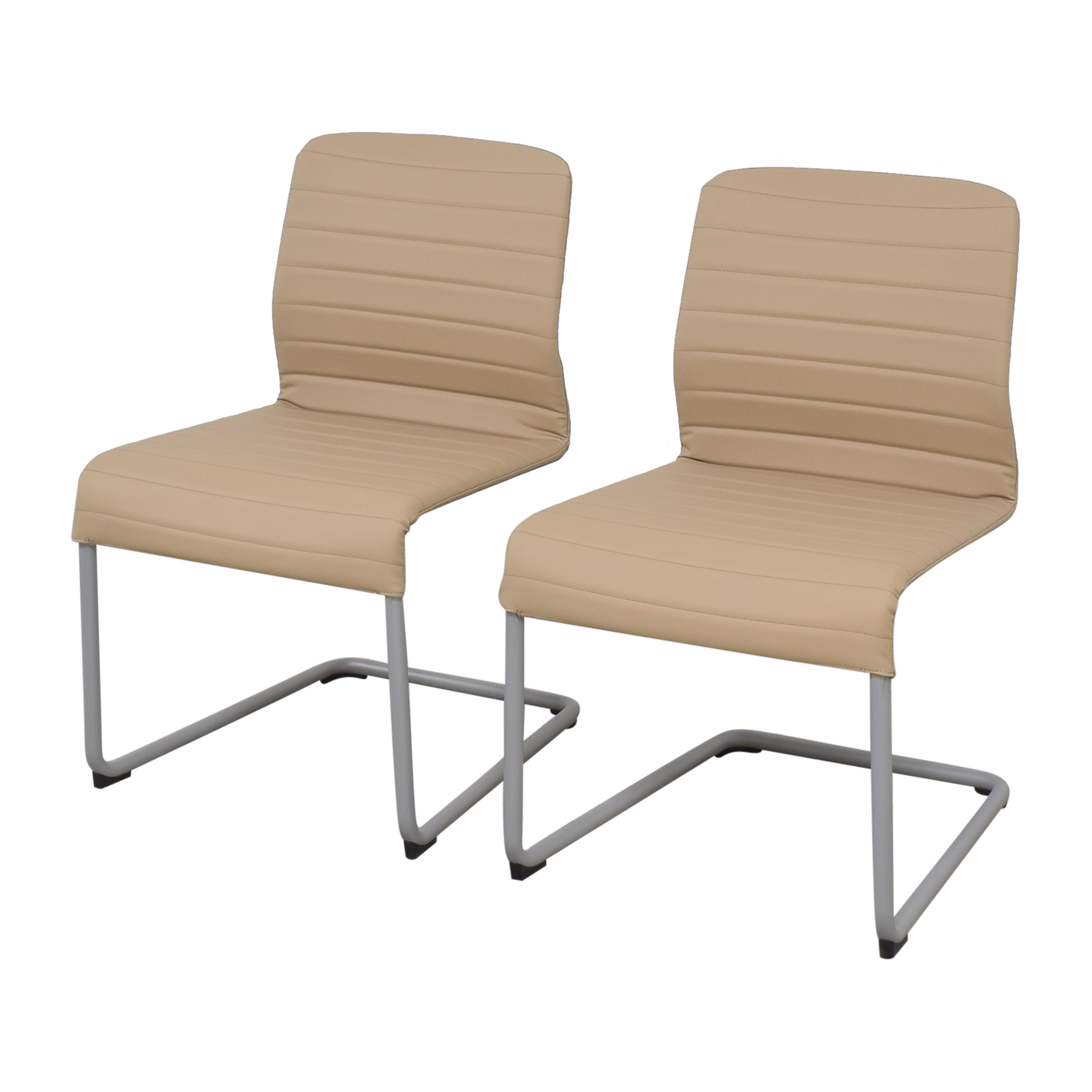 Global Furniture Group Global Furniture Group Lite Cantilever Frame Side Chairs ma