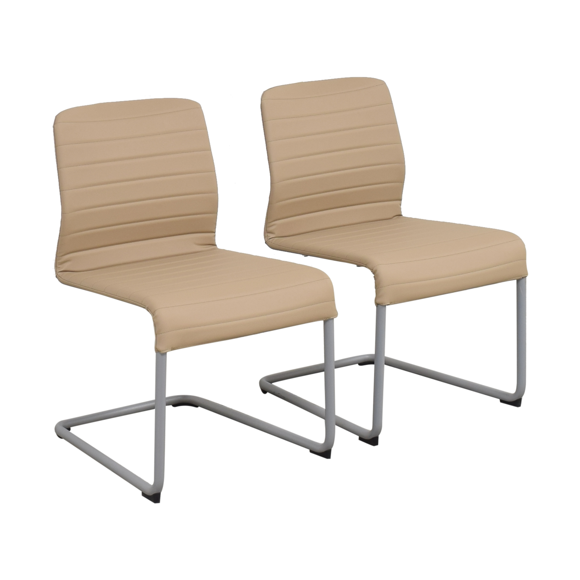 Global Furniture Group Global Furniture Group Lite Cantilever Frame Side Chairs discount