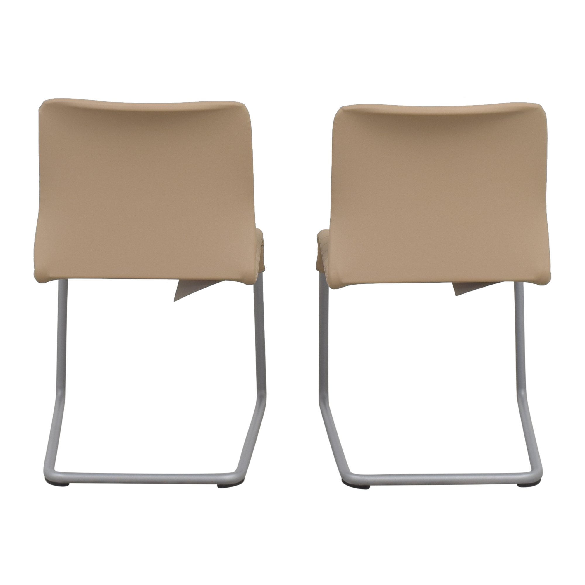 Global Furniture Group Global Furniture Group Lite Cantilever Frame Side Chairs pa