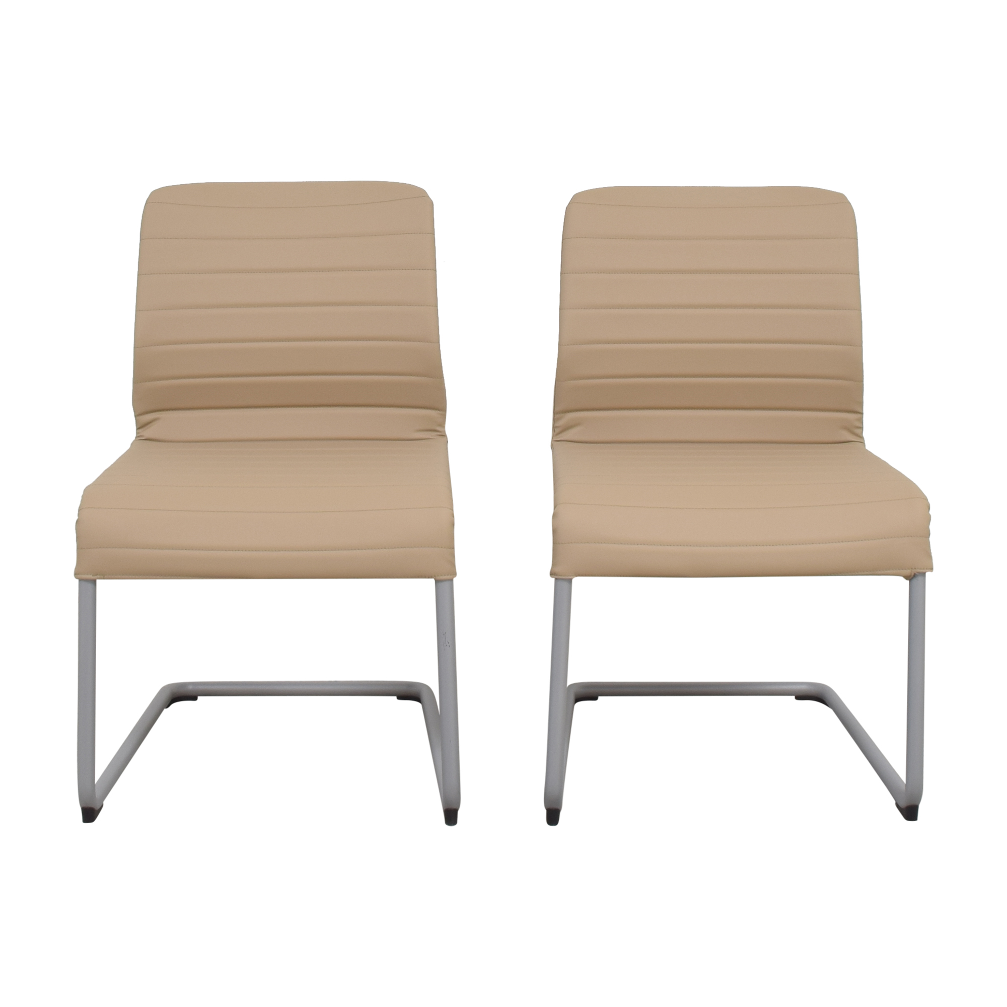 Global Furniture Group Global Furniture Group Lite Cantilever Frame Side Chairs ct