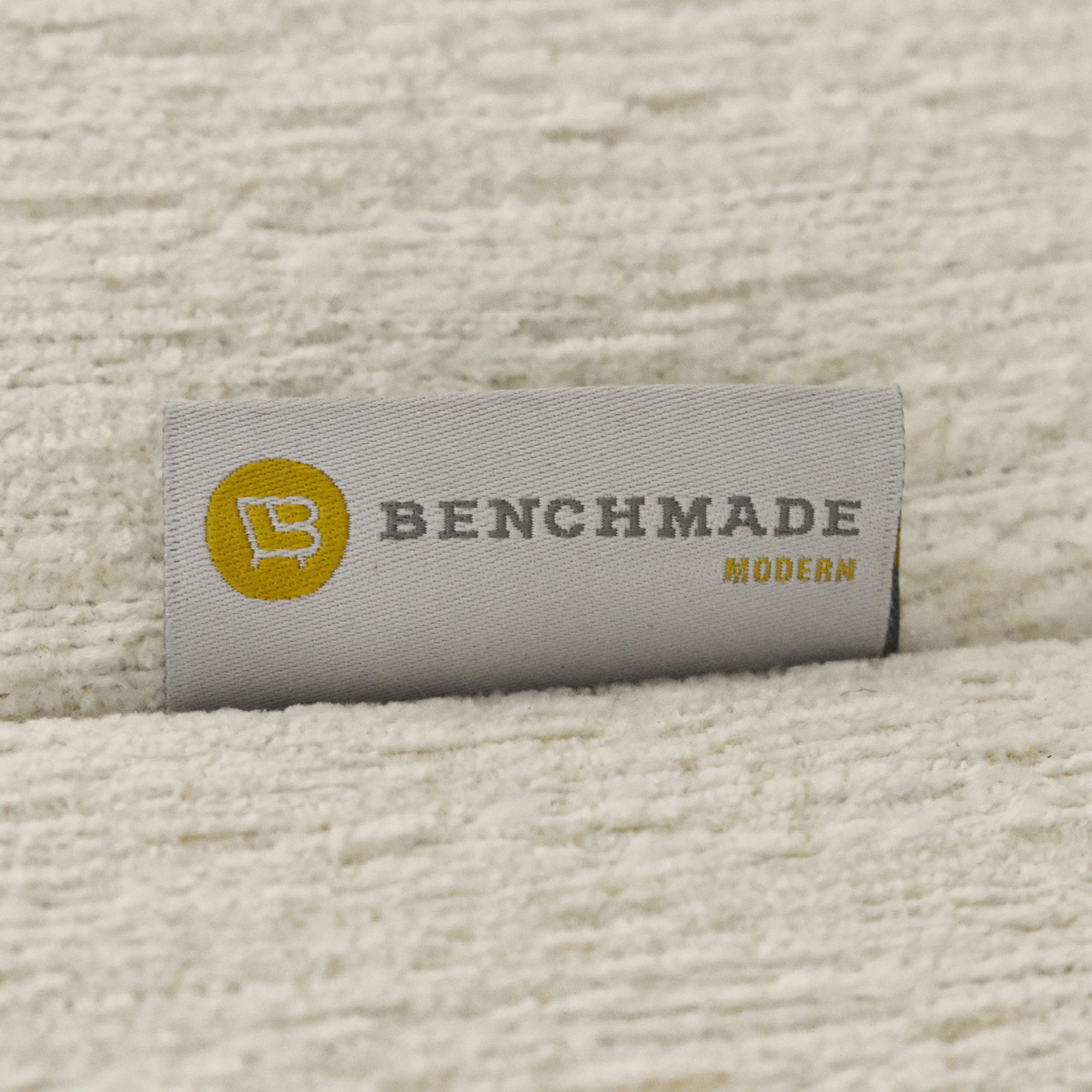 BenchMade Modern BenchMade Modern Couch Potato Sofa dimensions
