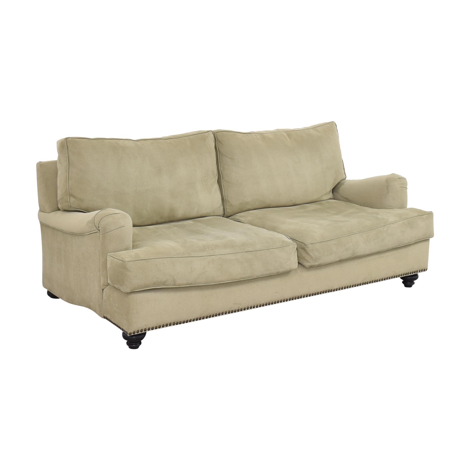 shop  Custom Two Cushion Sofa online