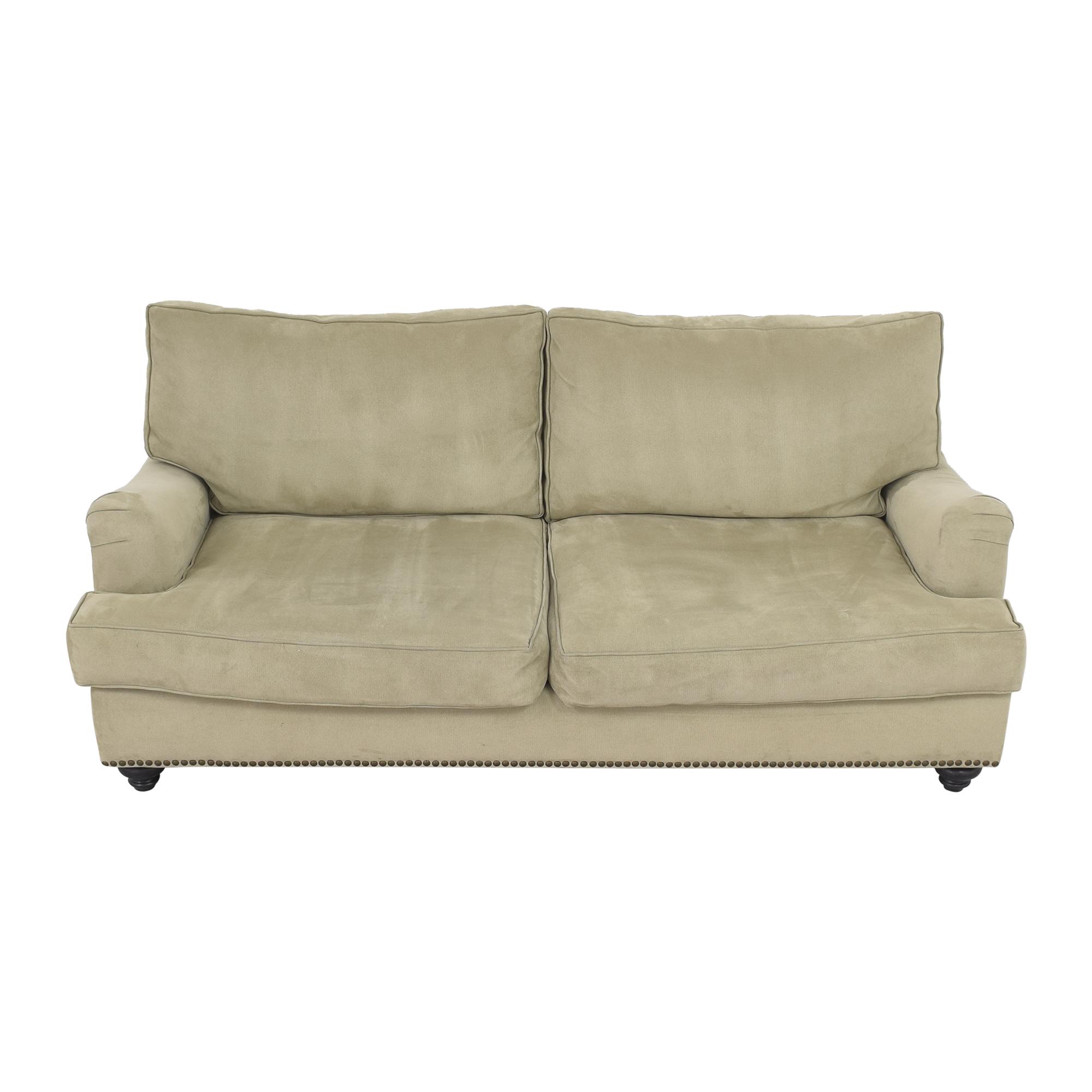 buy Custom Two Cushion Sofa  Classic Sofas