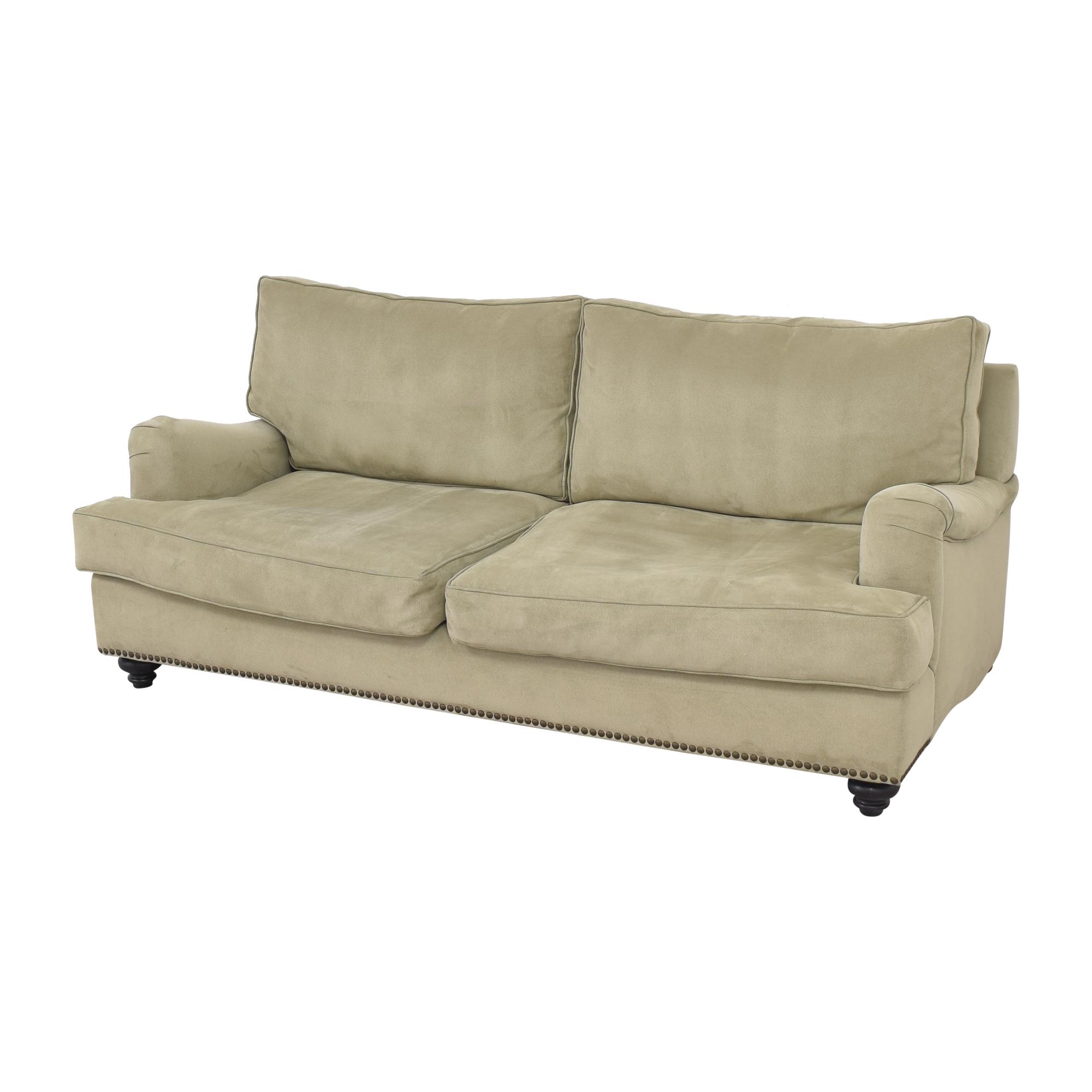 Custom Two Cushion Sofa sale