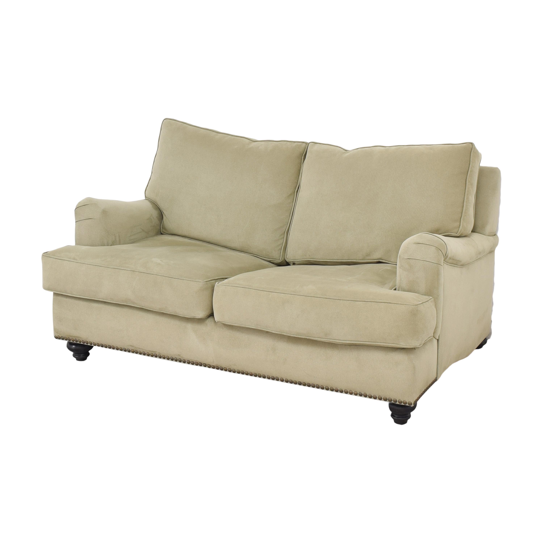 65 OFF   Custom Twin Sleeper Sofa / Sofas