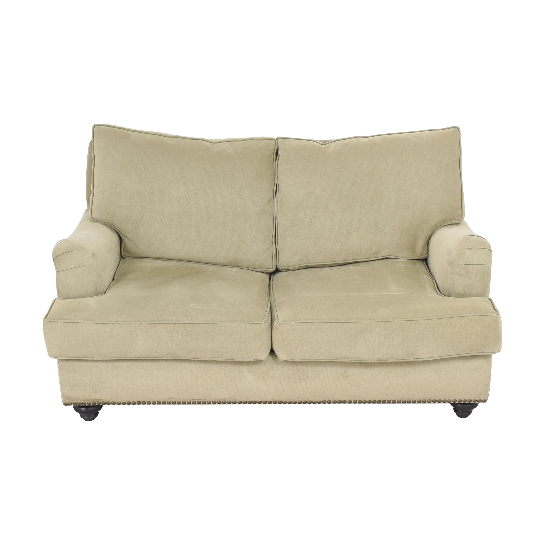 Custom Twin Sleeper Sofa used