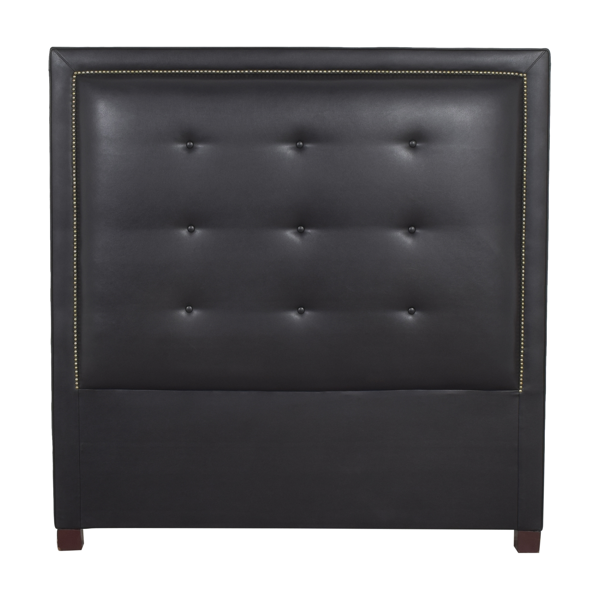 Custom Tufted Queen Headboard