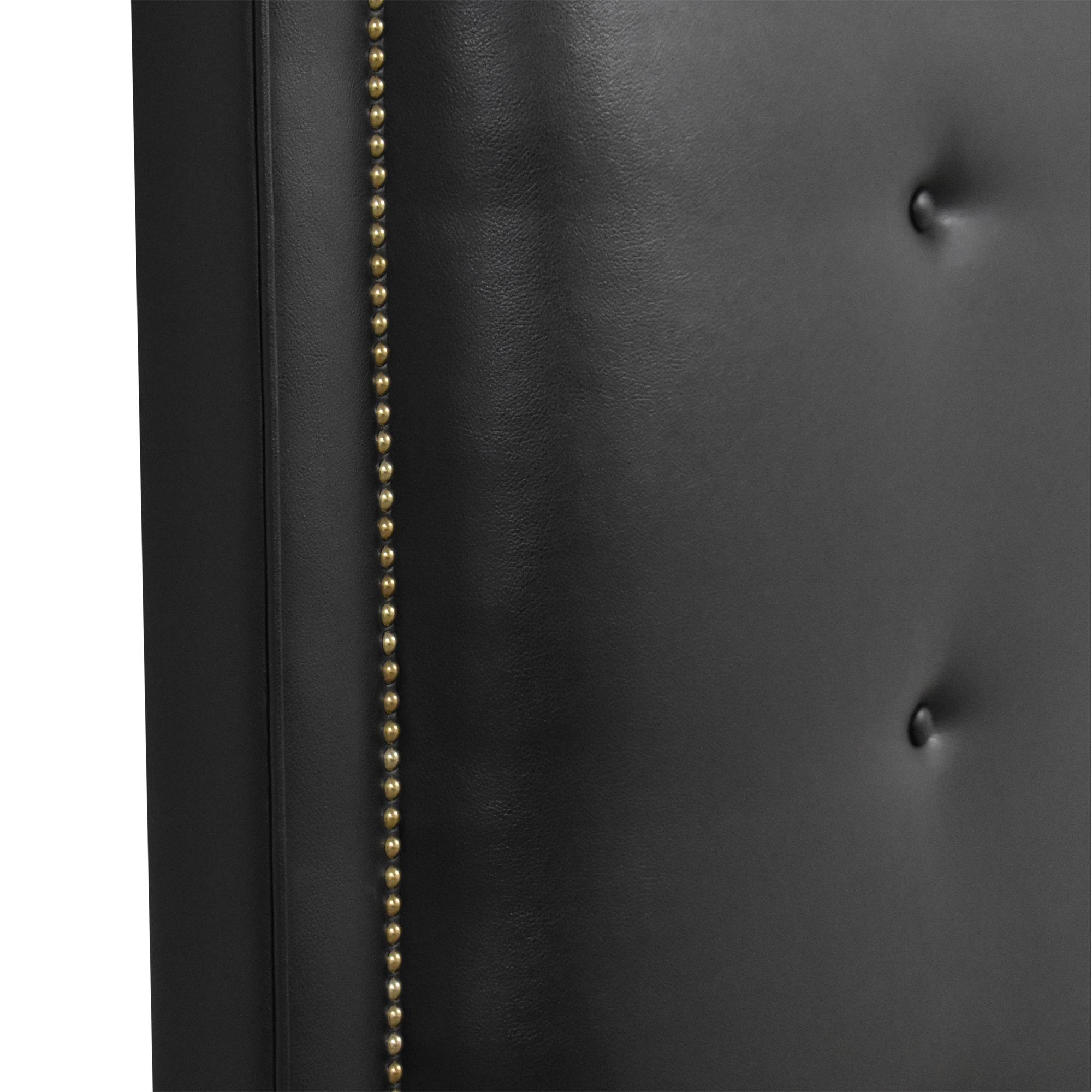 buy Custom Tufted Queen Headboard  Beds