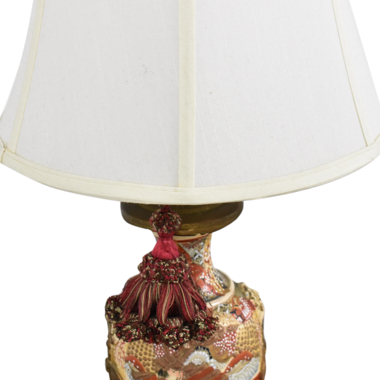 buy Japanese Satsuma Vase Table Lamps  Decor
