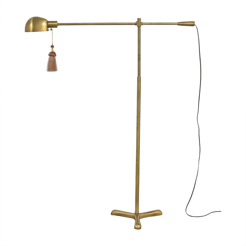 shop Ralph Lauren Home Ralph Lauren Home Perry Floor Lamp online