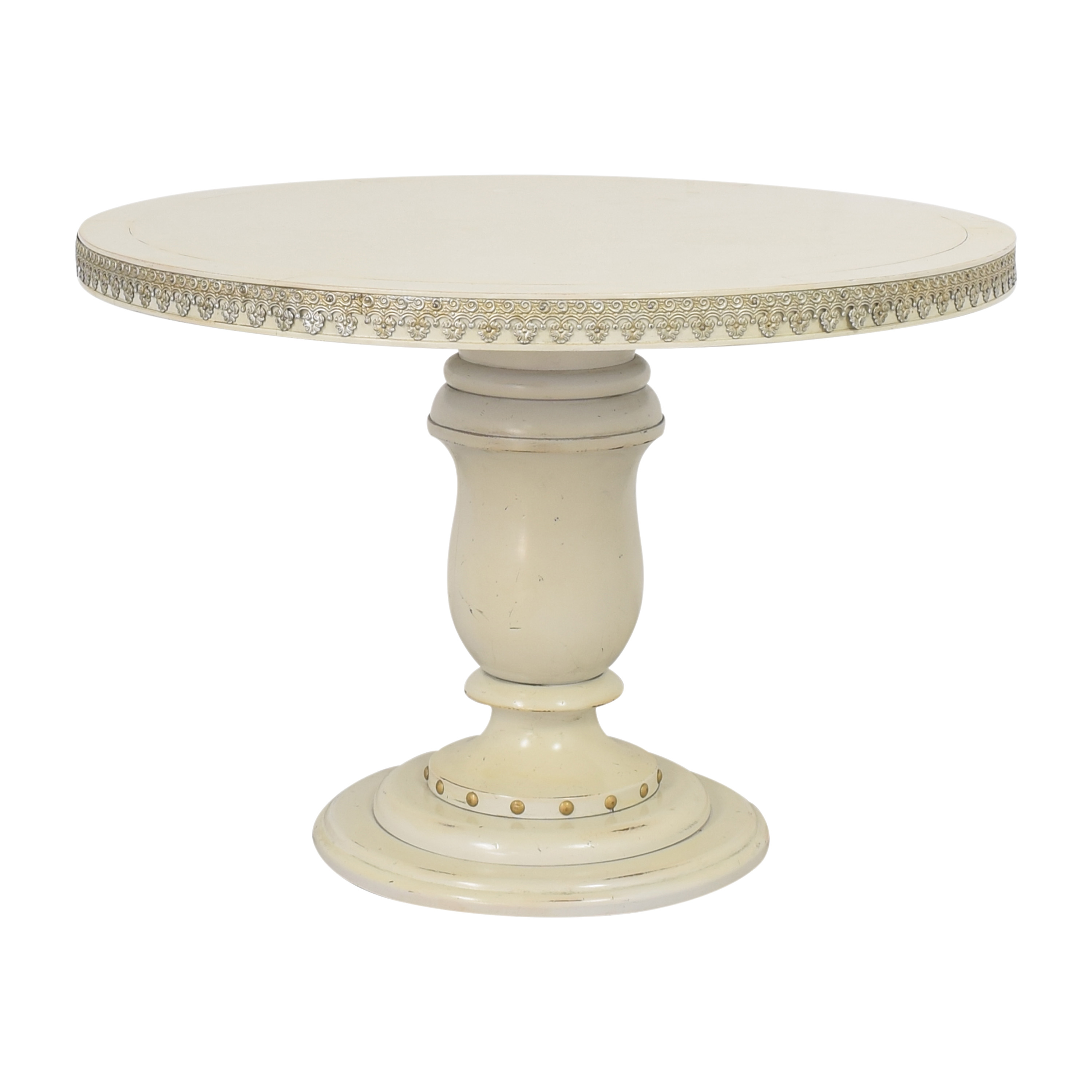 Côté France Côté France Accented Round Dining Table nyc