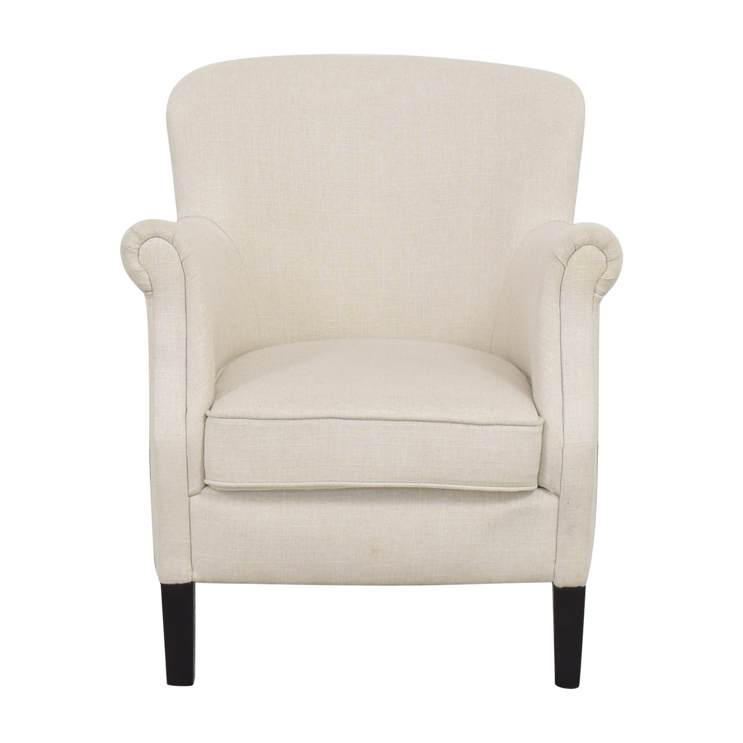 buy Pottery Barn SoMa Minna Armchair Pottery Barn