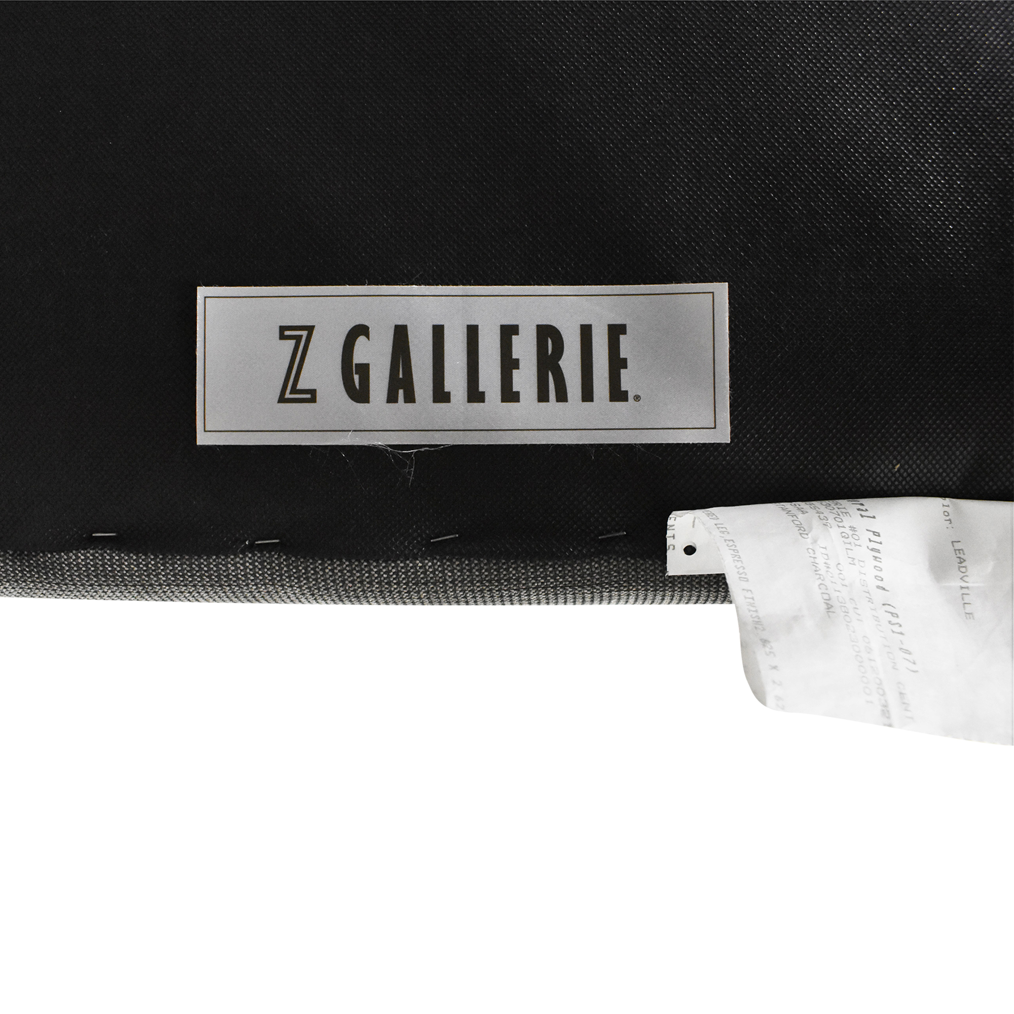 Z Gallerie Z Gallerie Vapor U Sectional Sofa coupon