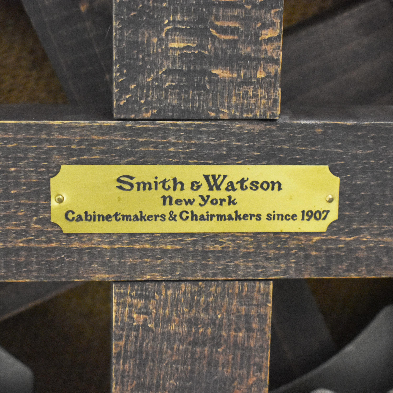shop Smith & Watson French-Style Swivel Chair Smith & Watson Chairs