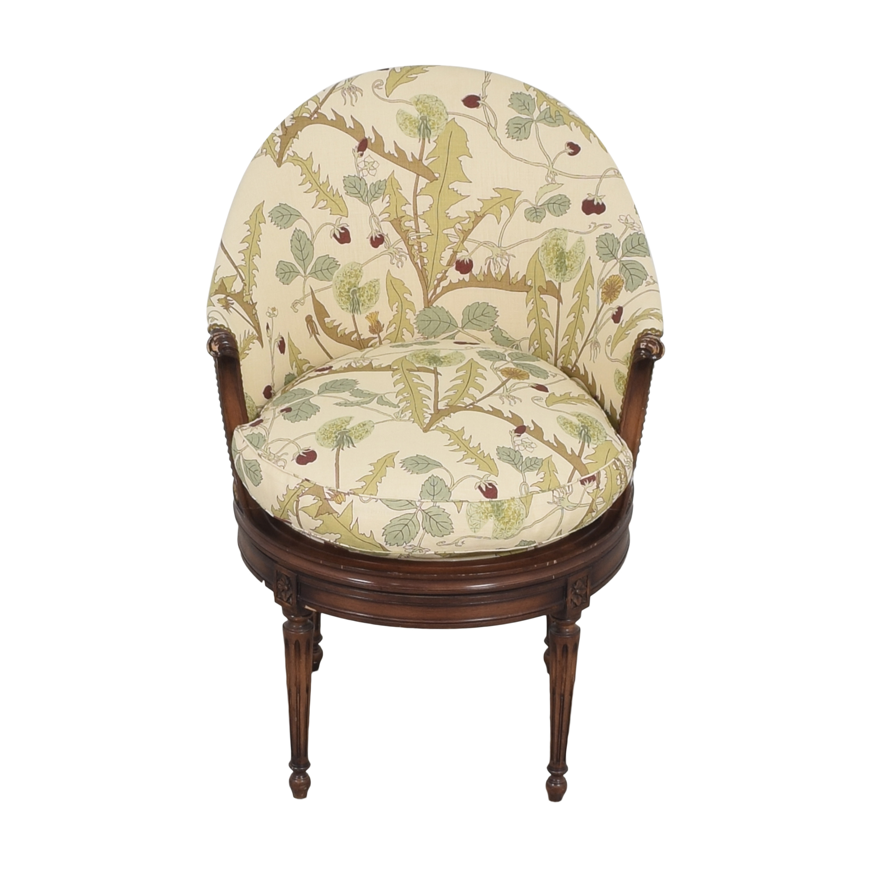 Smith & Watson Smith & Watson French-Style Swivel Chair second hand