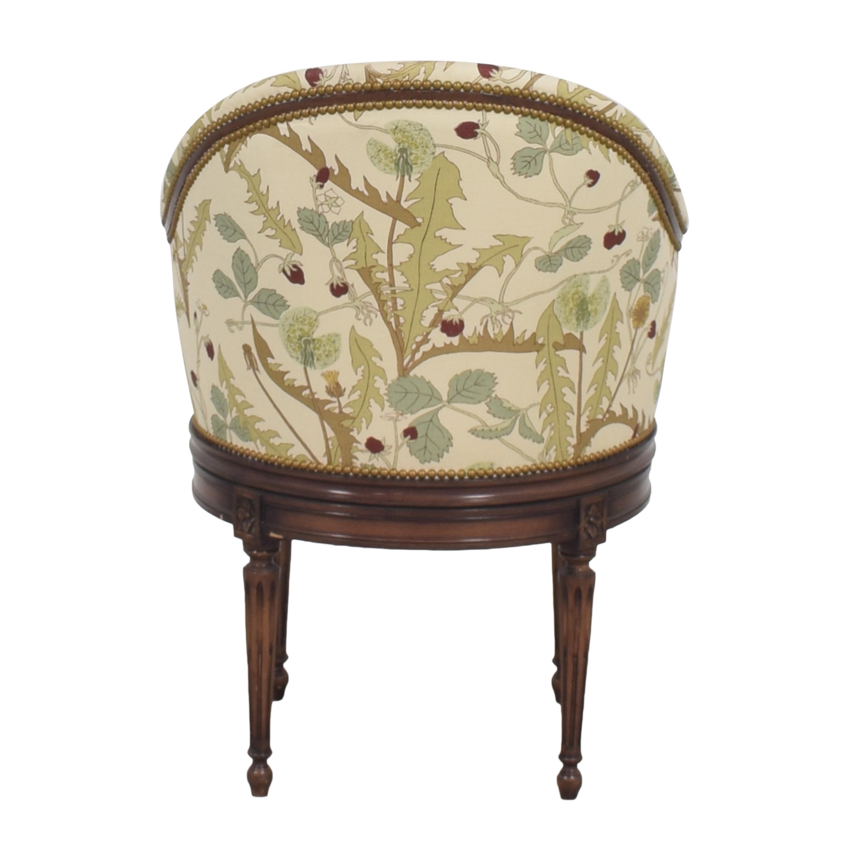 buy Smith & Watson French-Style Swivel Chair Smith & Watson Chairs