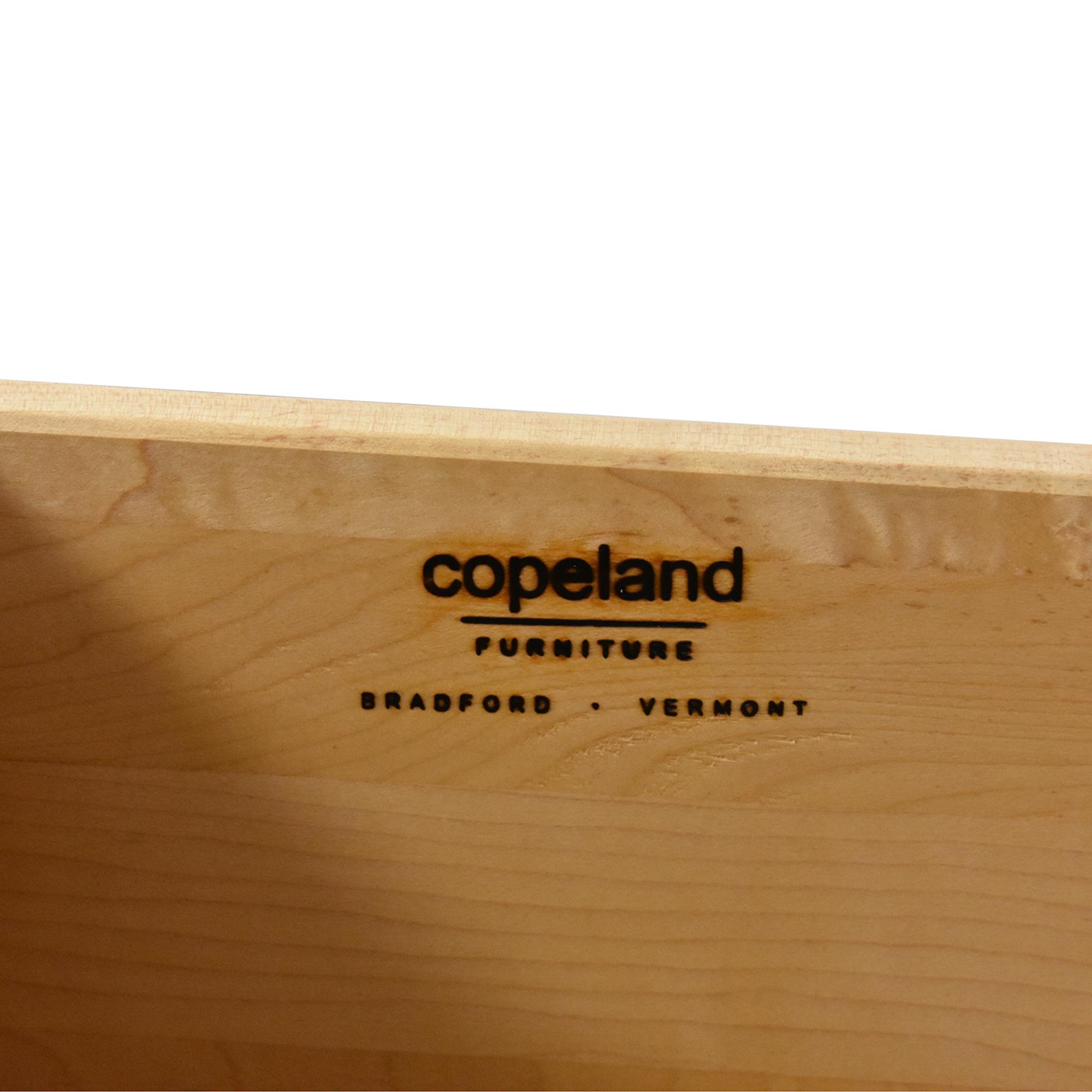 Crate & Barrel Crate & Barrel Cabot by Copeland Tall Dresser brown
