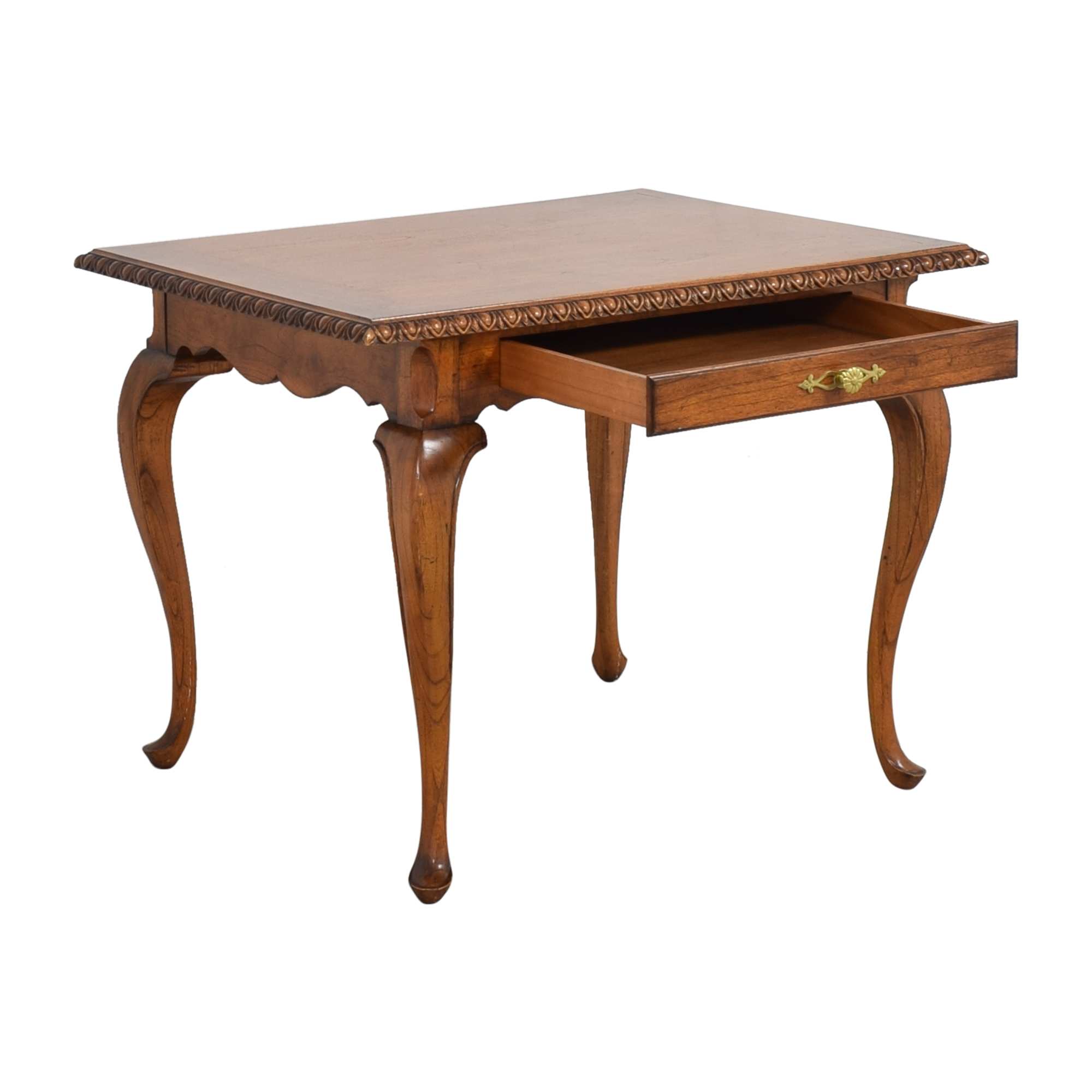 French Heritage French Heritage George III Serpentine Writing Desk coupon