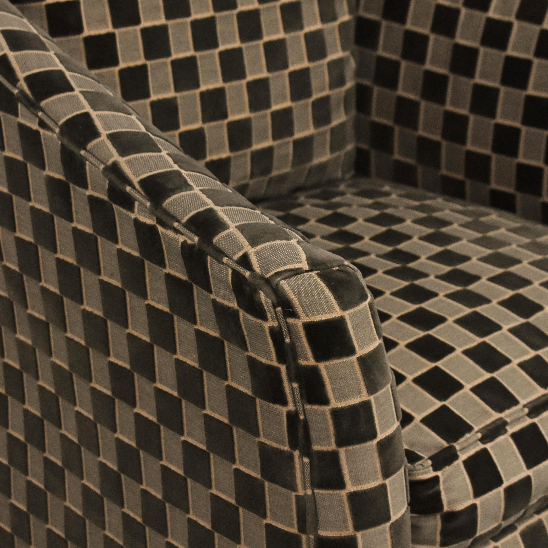 Ethan Allen Ethan Allen Upholstered Accent Chair nj