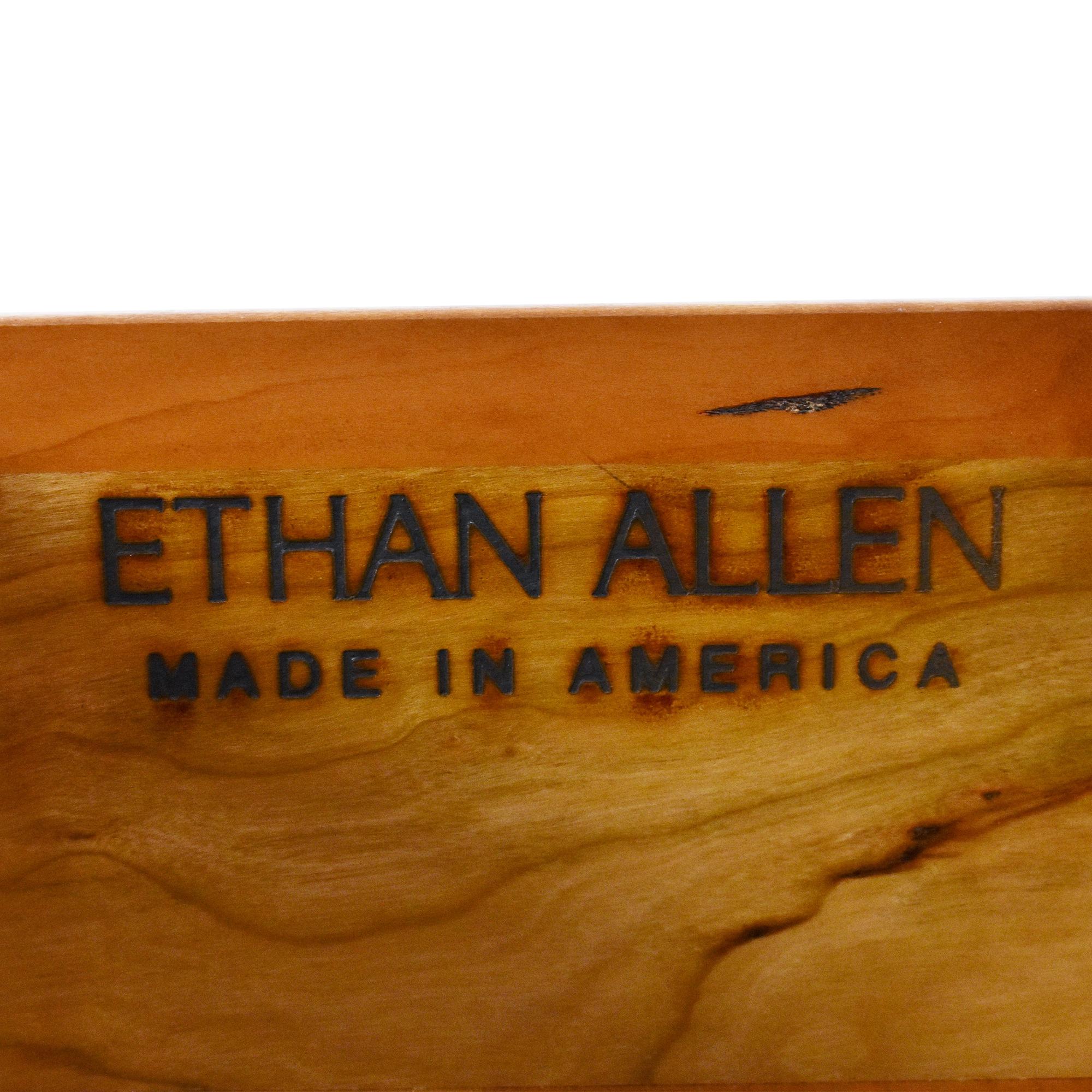 Ethan Allen Ethan Allen American Classics Eight Drawer Chest second hand