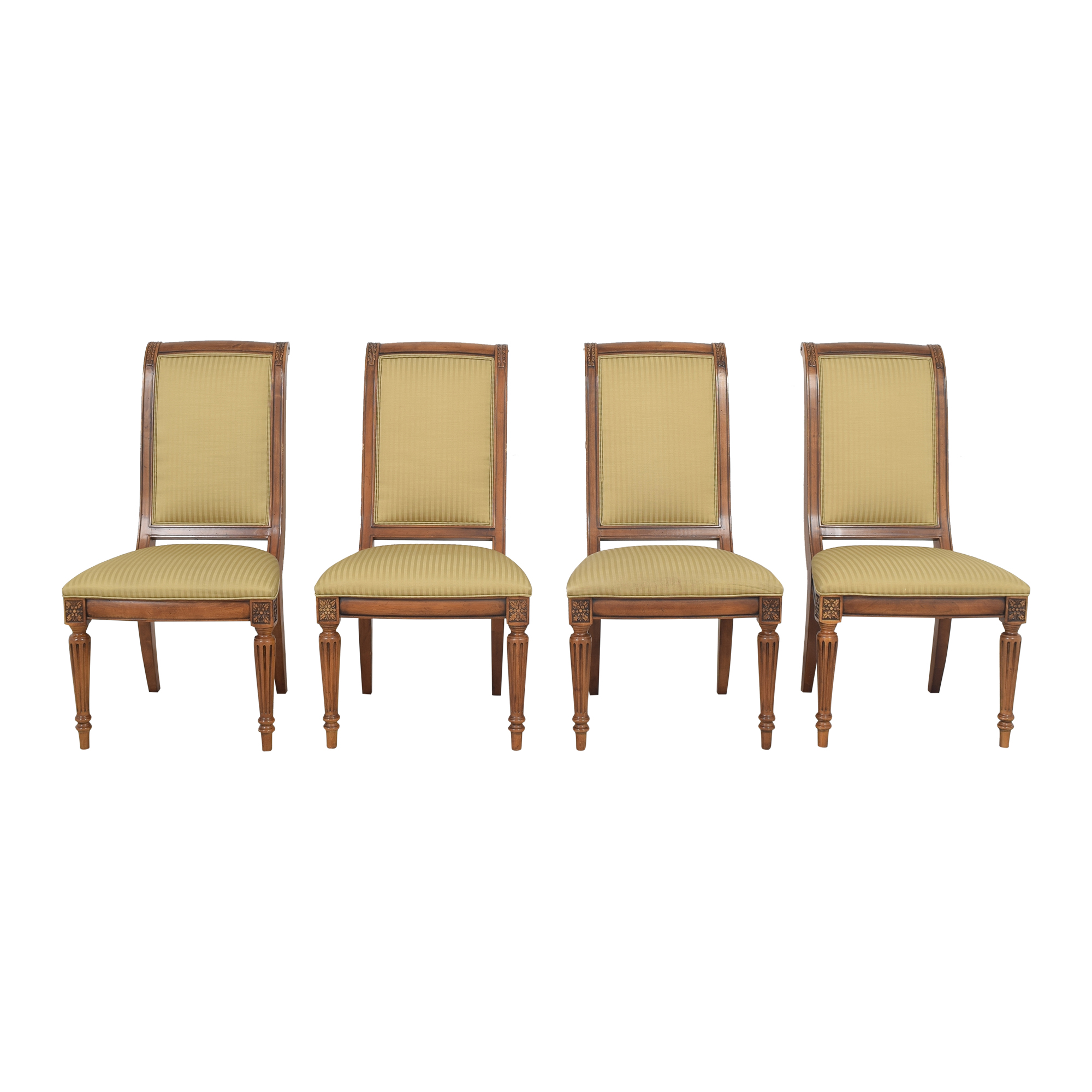 Ethan Allen Ethan Allen Adison Side Dining Chairs price