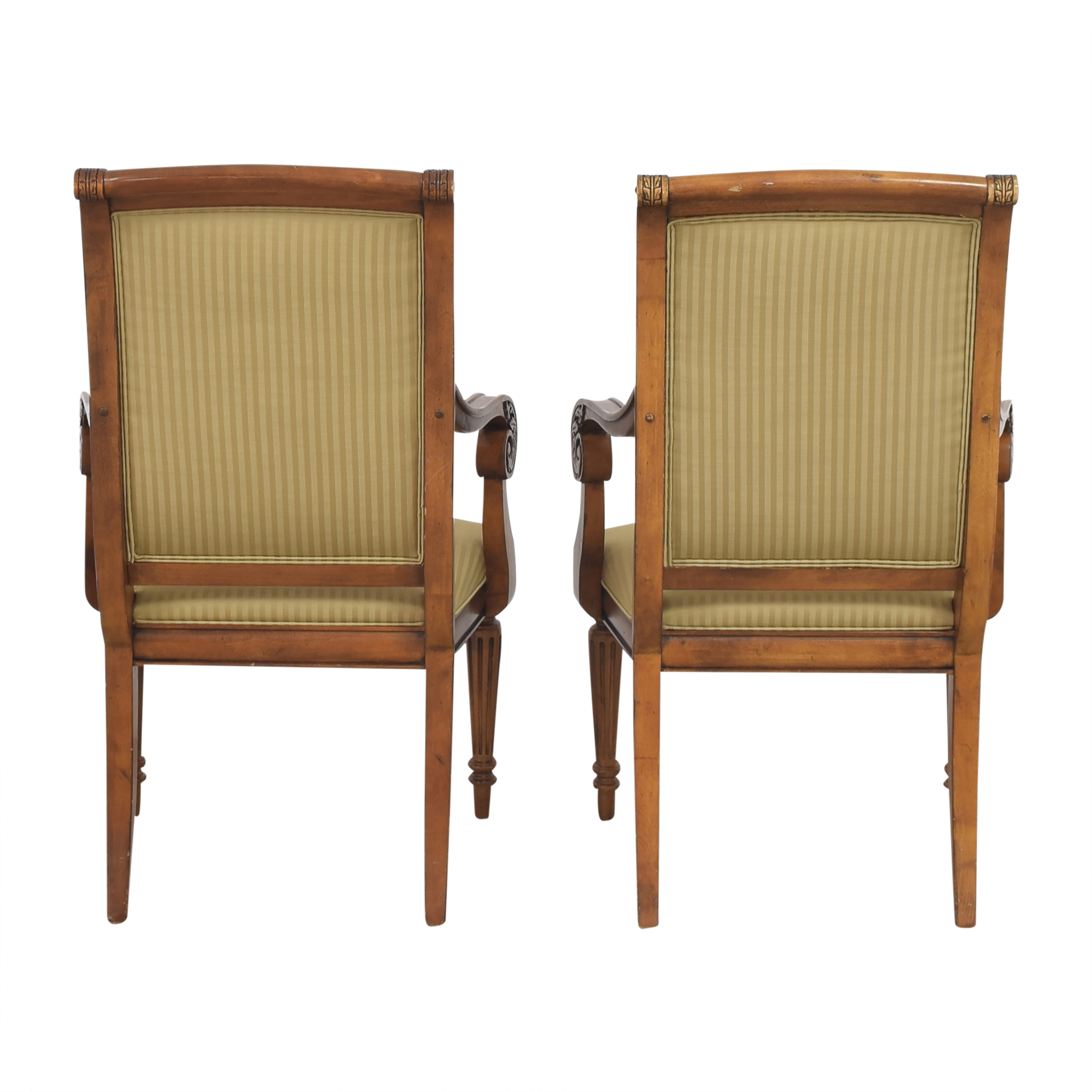 Ethan Allen Ethan Allen Adison Dining Arm Chairs on sale