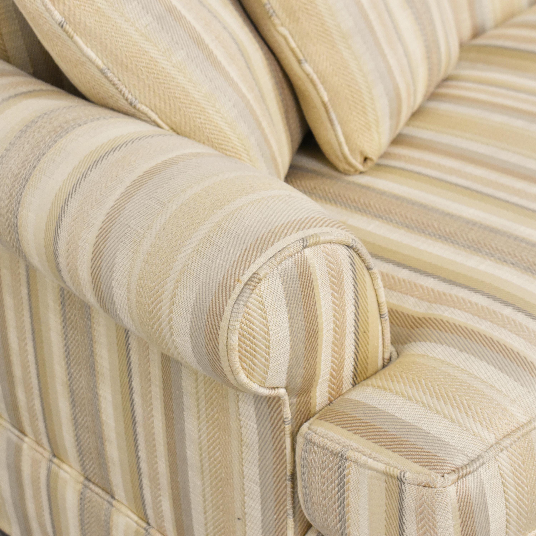 Heritage Heritage Stripe Sofa pa