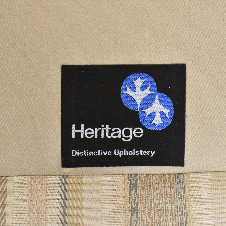 Heritage Heritage Stripe Sofa Classic Sofas